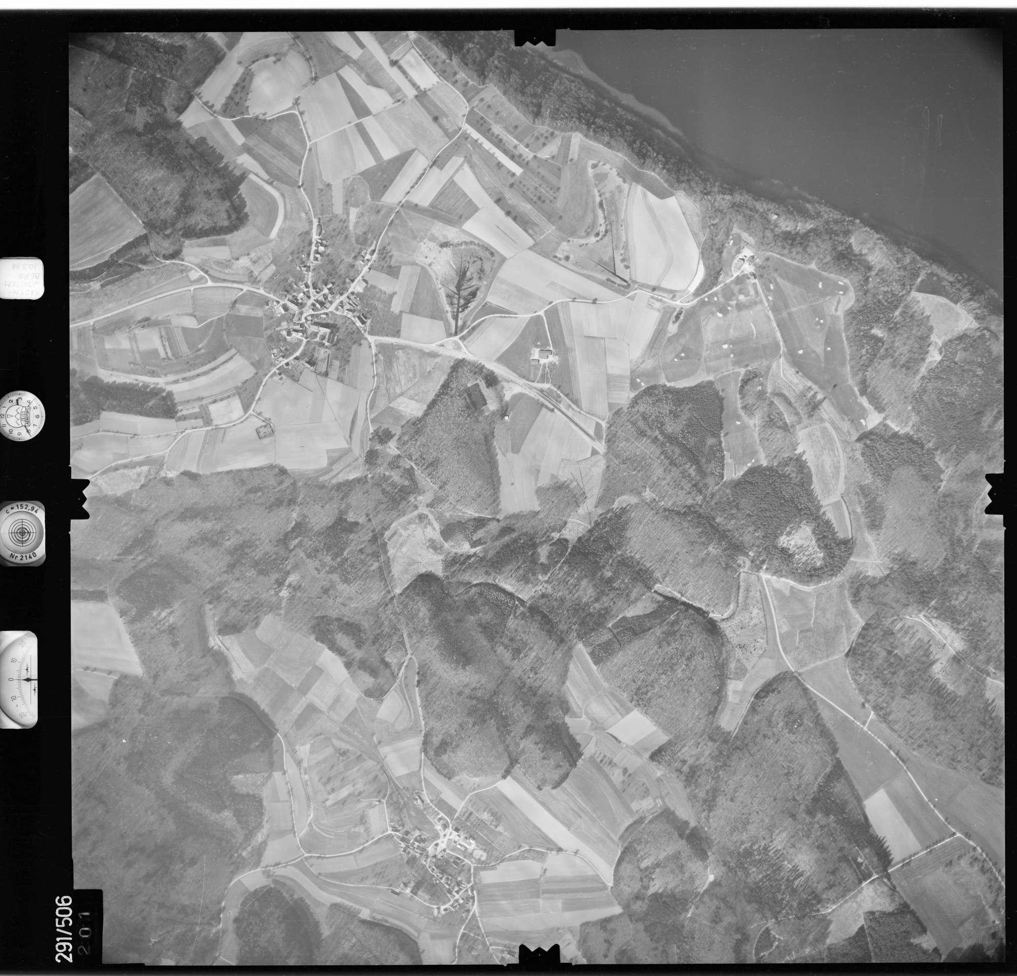 Luftbild: Film 78 Bildnr. 201, Bild 1