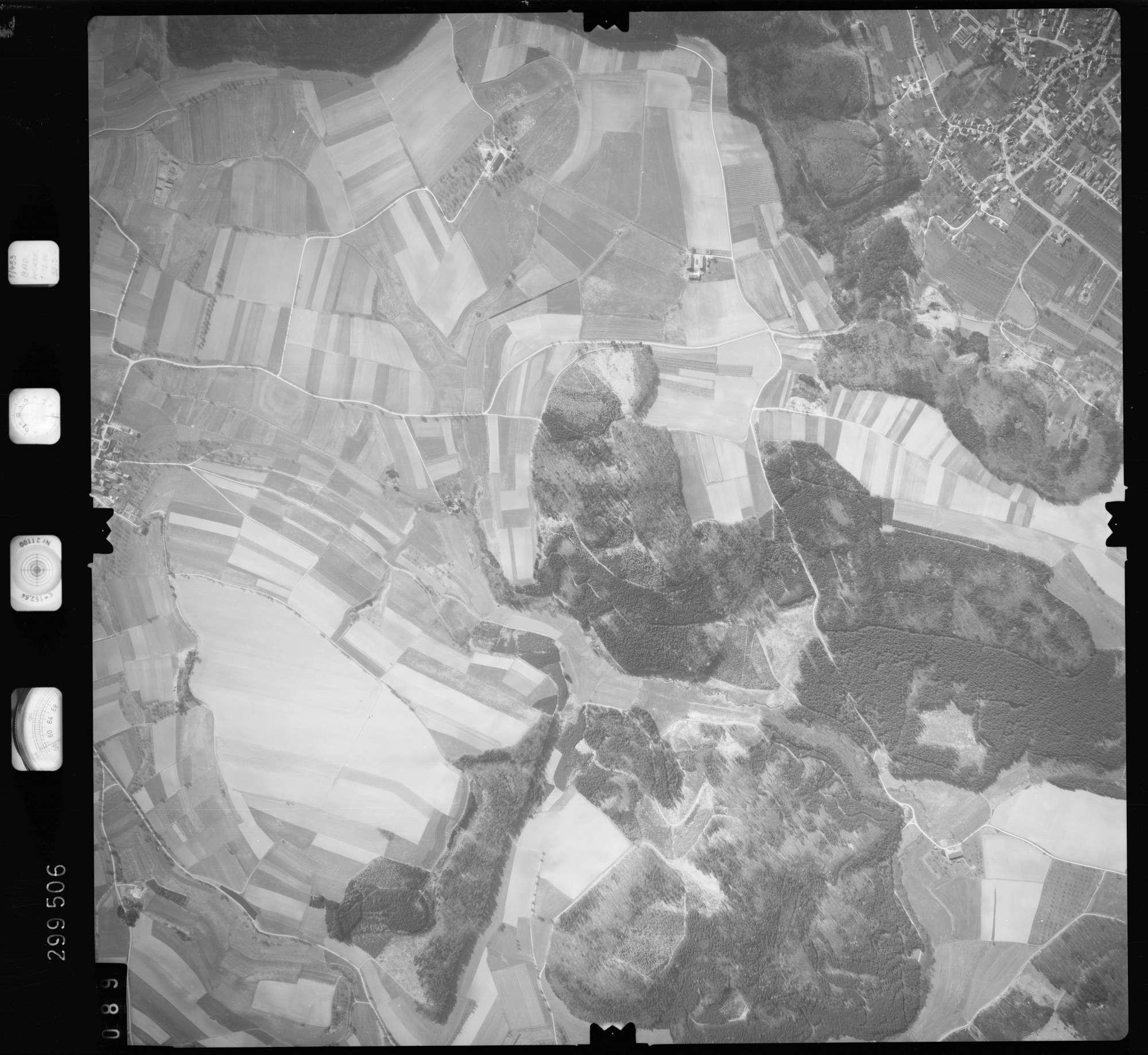 Luftbild: Film 66 Bildnr. 89, Bild 1