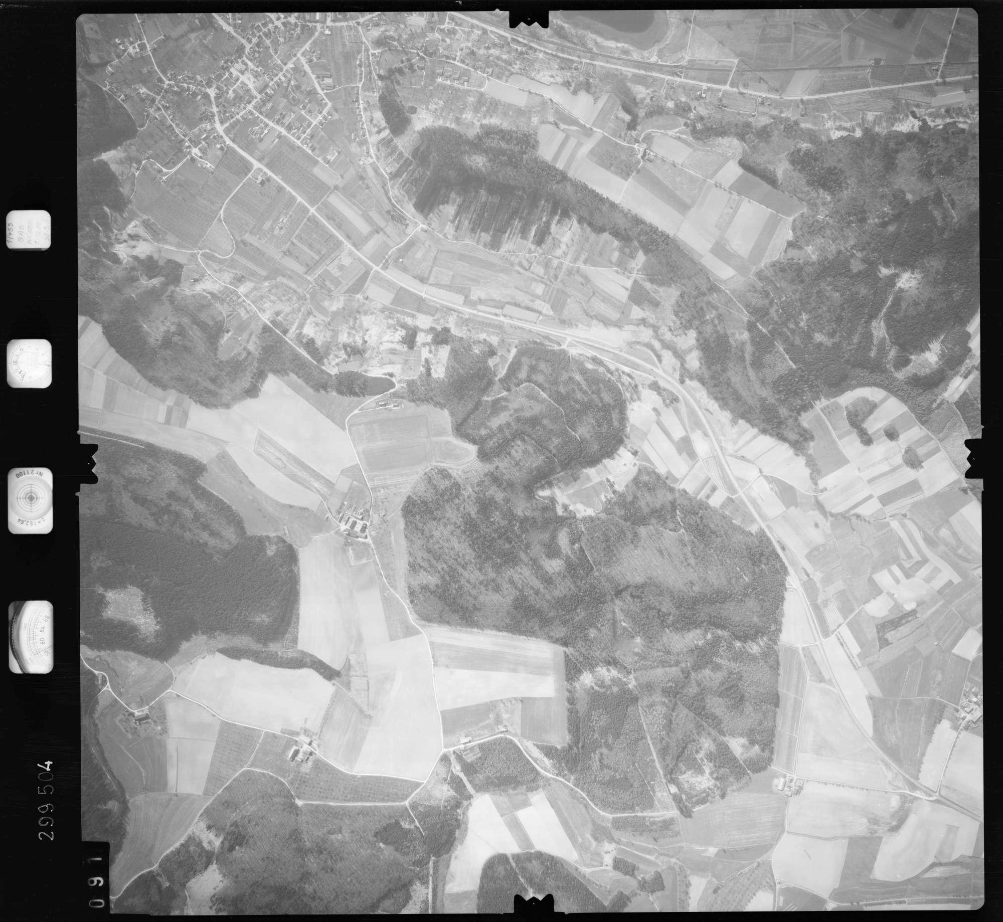 Luftbild: Film 66 Bildnr. 91, Bild 1