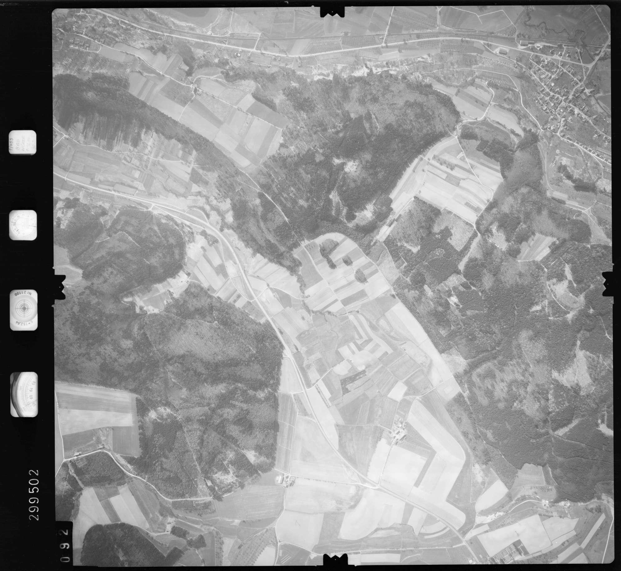 Luftbild: Film 66 Bildnr. 92, Bild 1