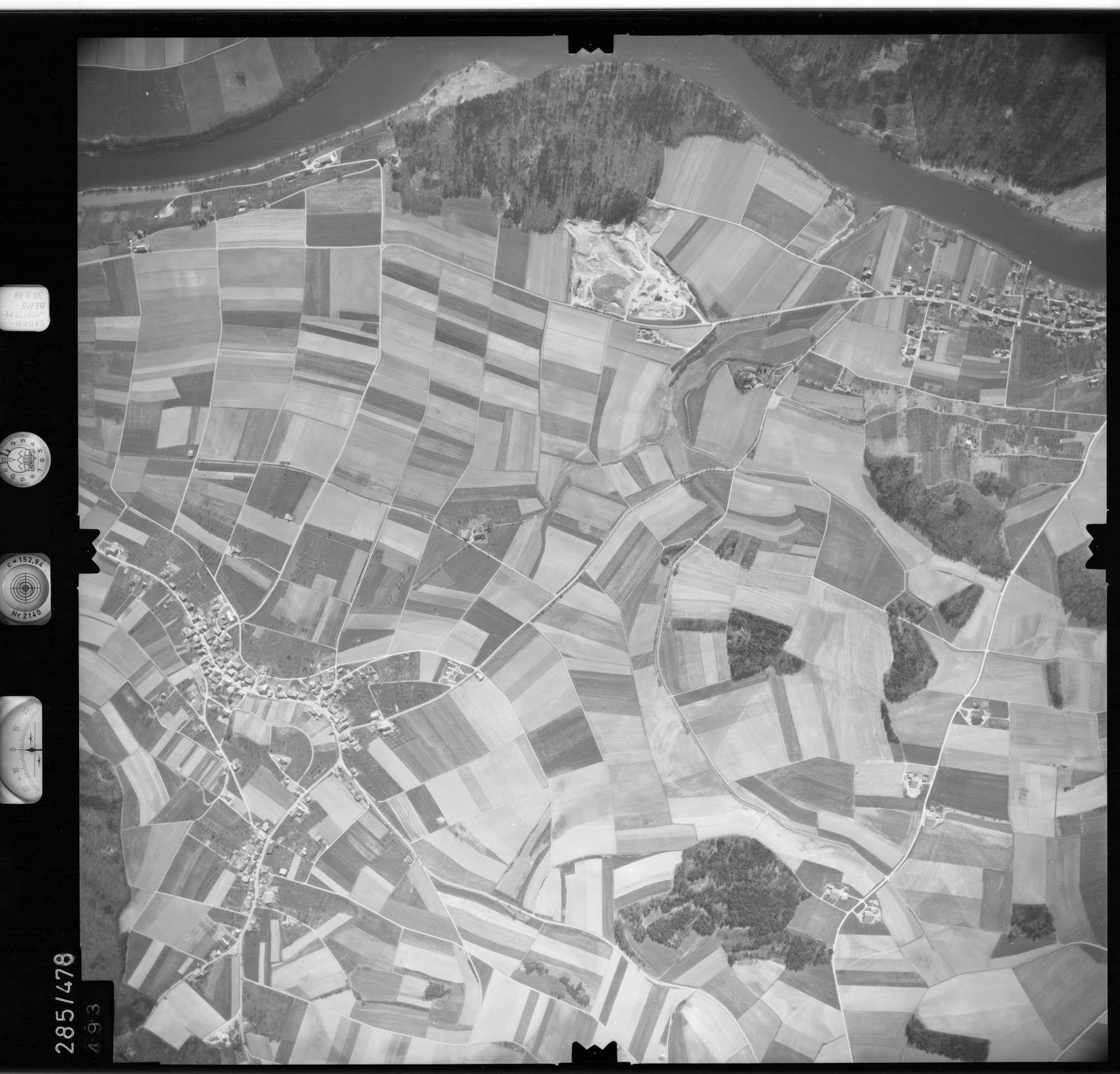Luftbild: Film 79 Bildnr. 493, Bild 1