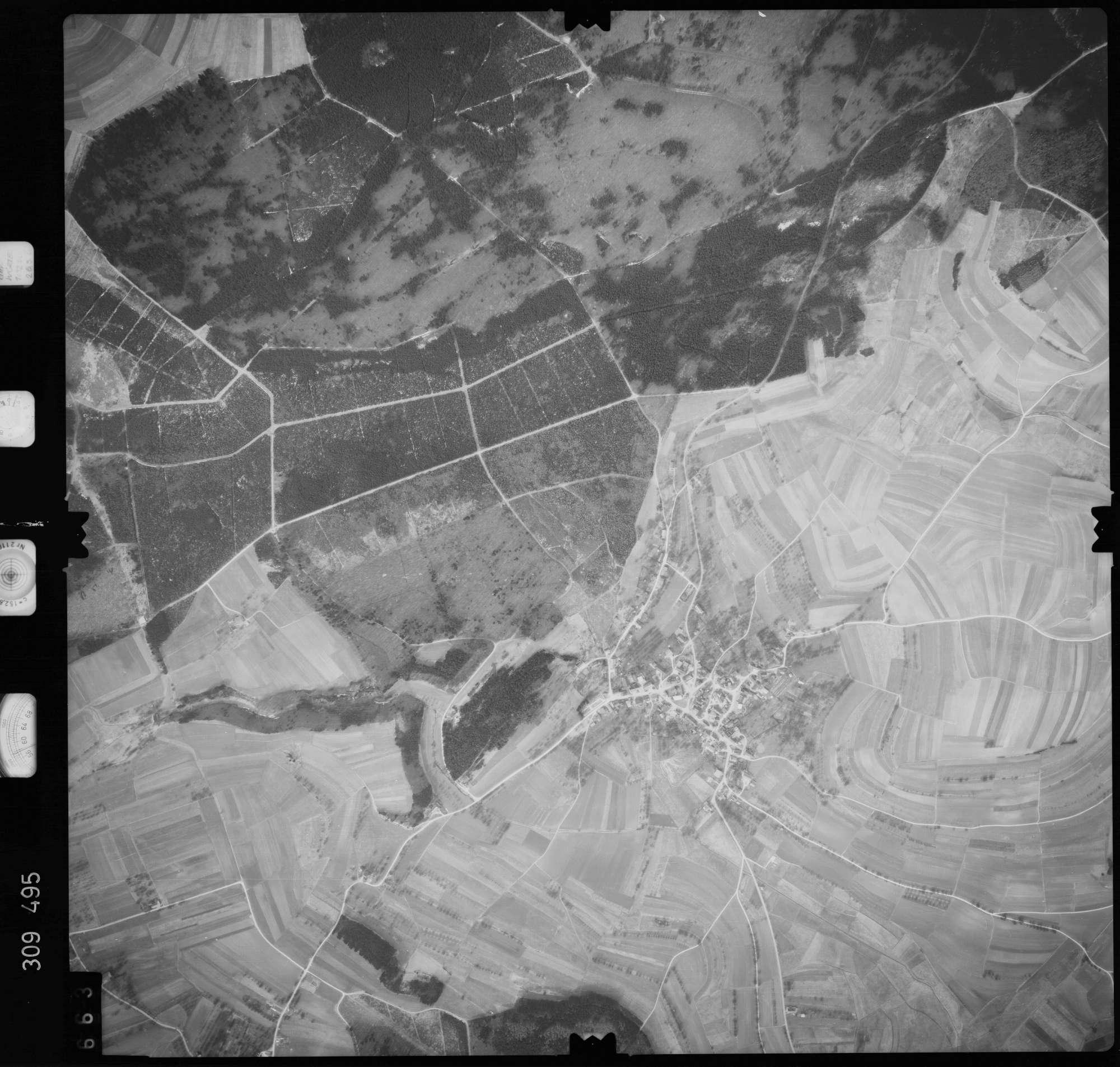 Luftbild: Film 59 Bildnr. 663, Bild 1