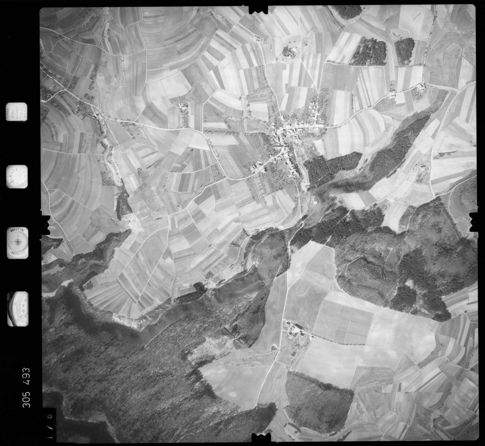 Luftbild: Film 61 Bildnr. 176, Bild 1