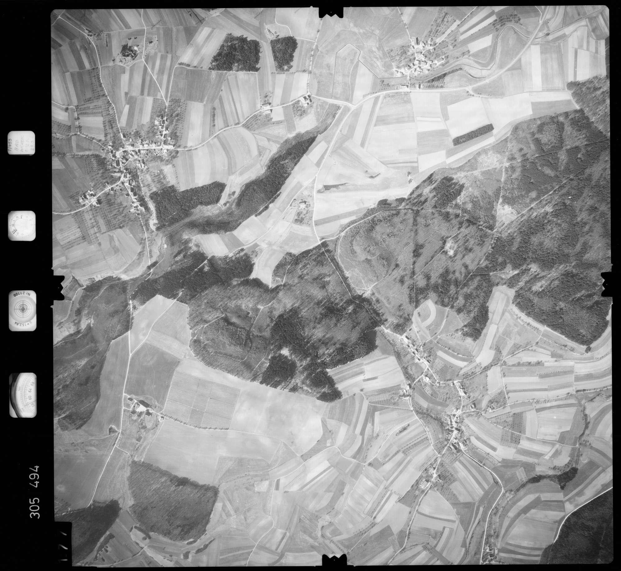 Luftbild: Film 61 Bildnr. 177, Bild 1