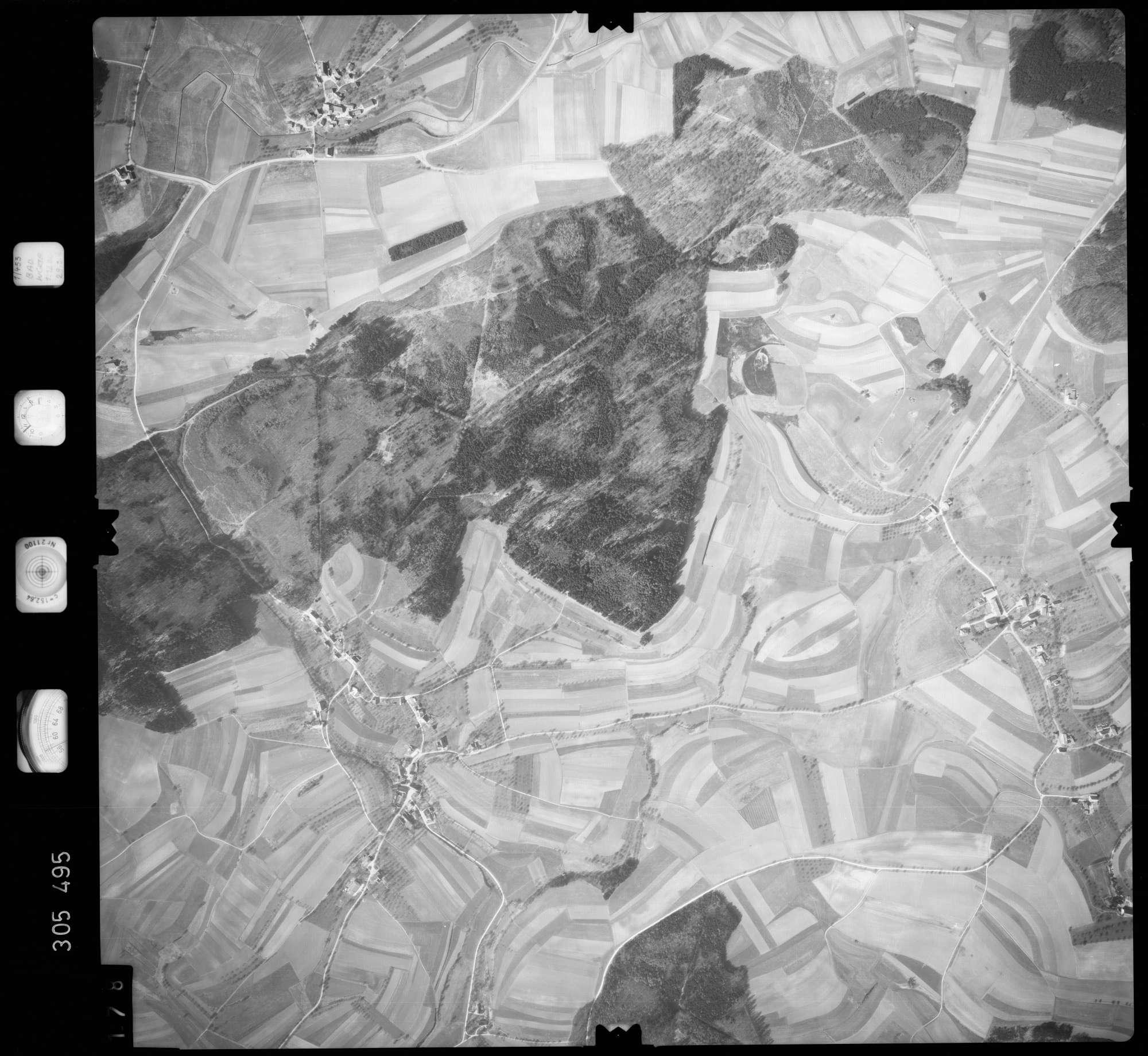 Luftbild: Film 61 Bildnr. 178, Bild 1