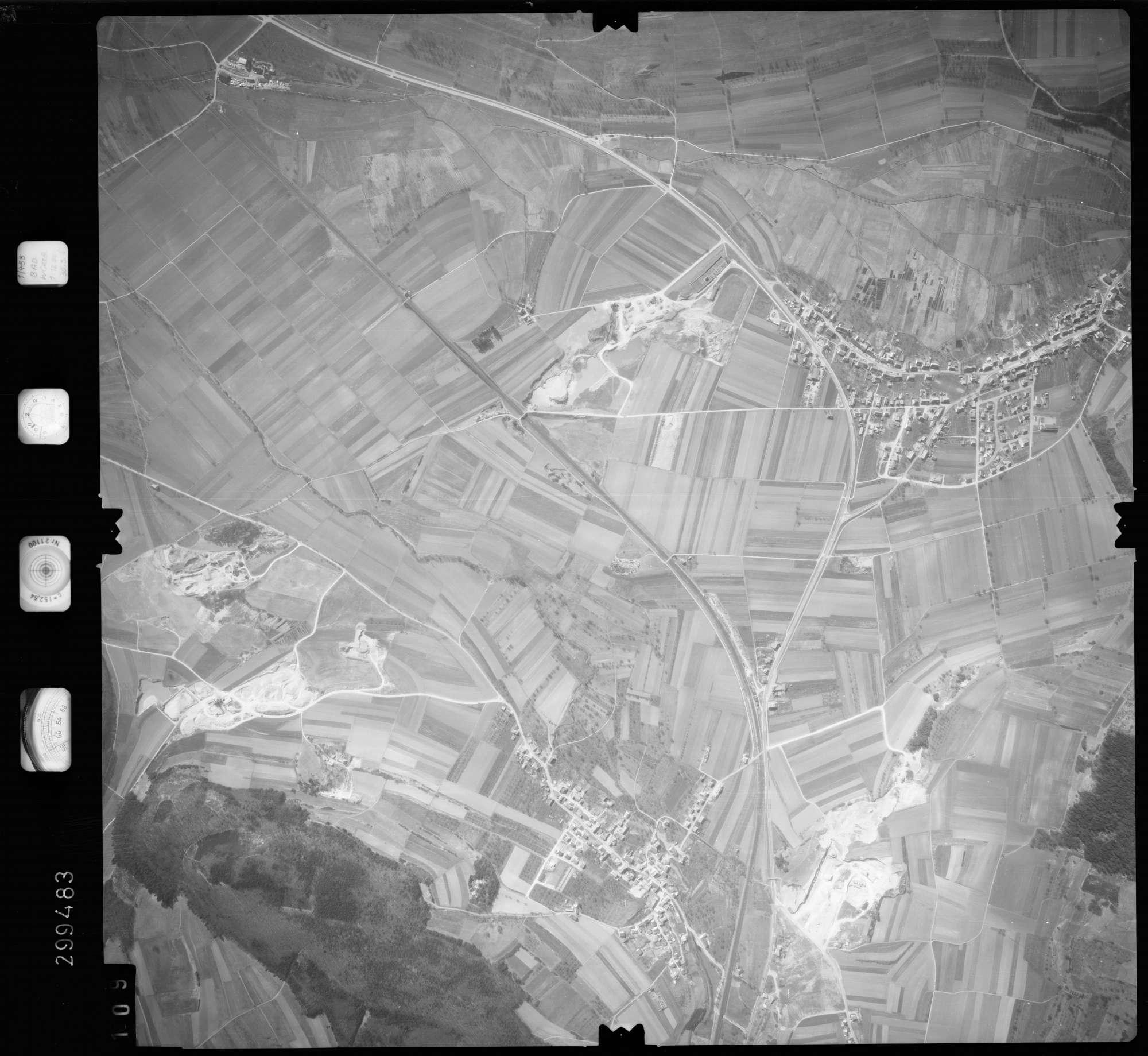 Luftbild: Film 66 Bildnr. 109, Bild 1