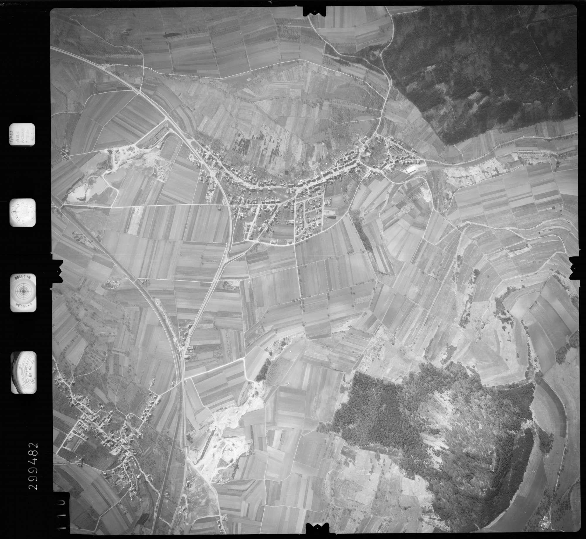 Luftbild: Film 66 Bildnr. 110, Bild 1