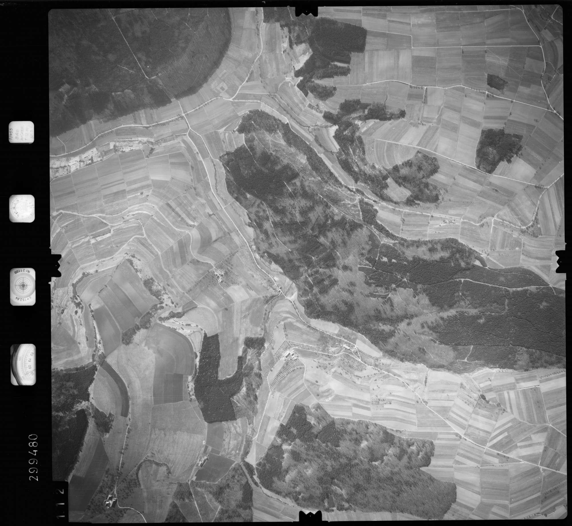 Luftbild: Film 66 Bildnr. 112, Bild 1