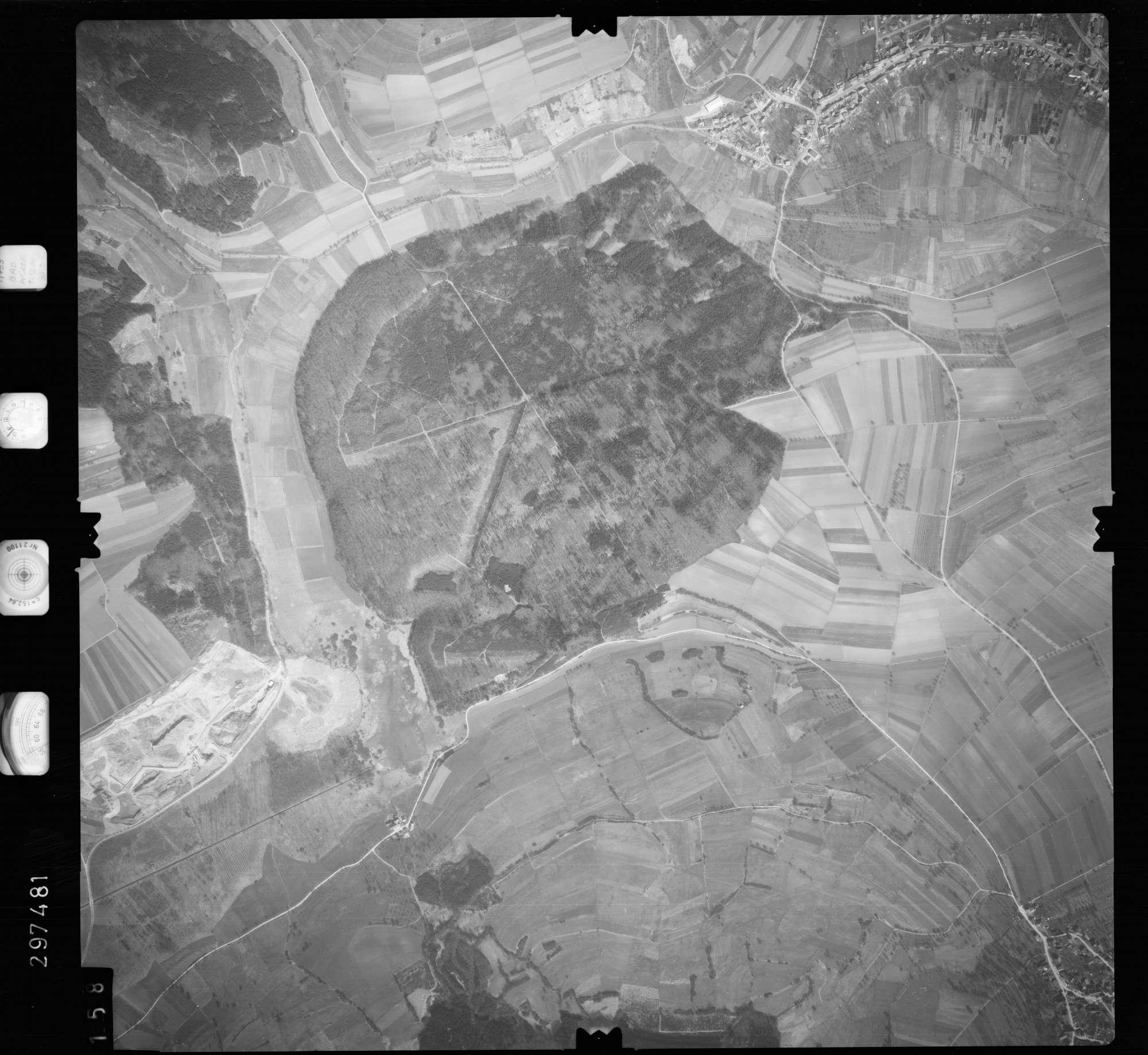 Luftbild: Film 66 Bildnr. 158, Bild 1