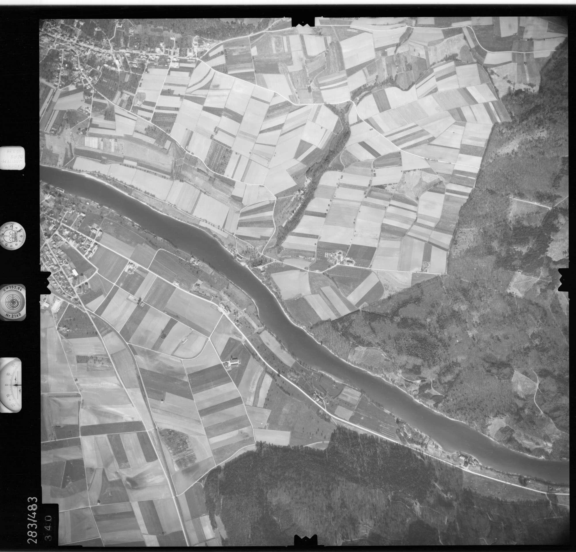 Luftbild: Film 79 Bildnr. 340, Bild 1