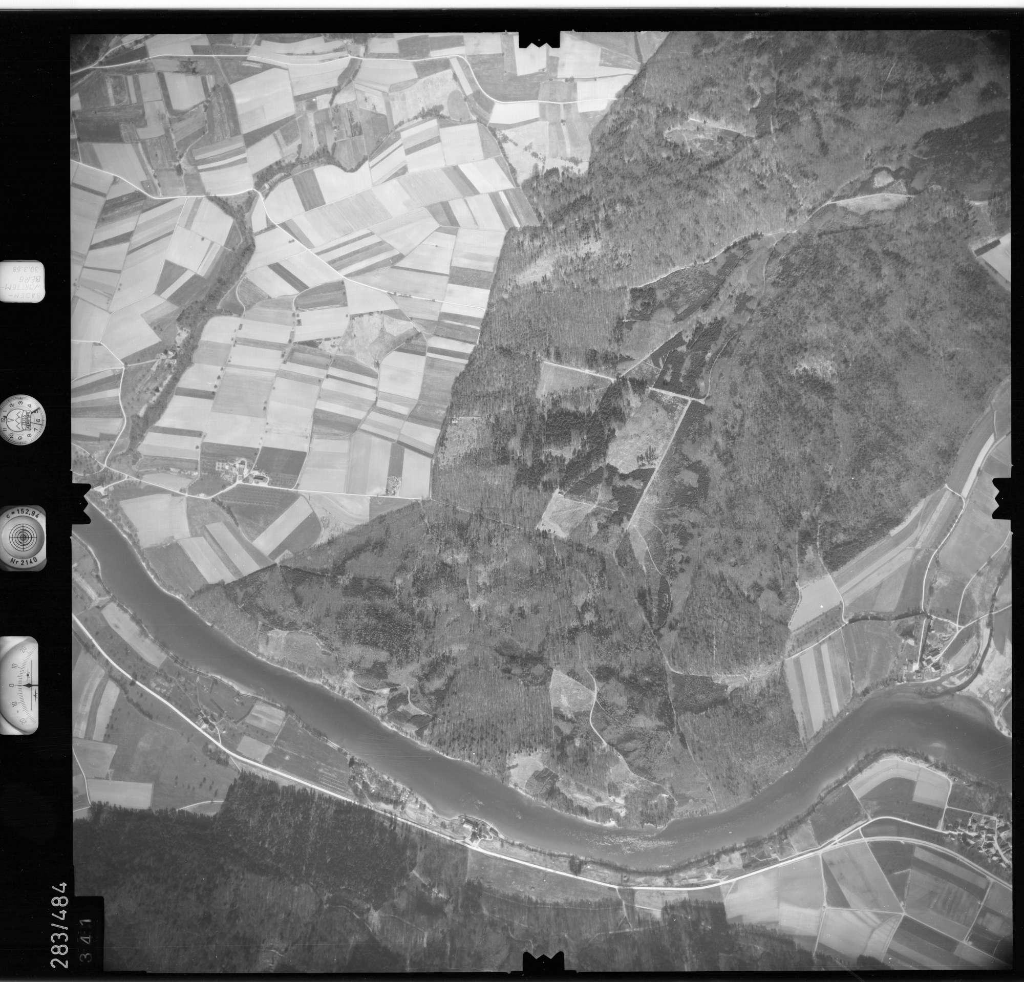 Luftbild: Film 79 Bildnr. 341, Bild 1