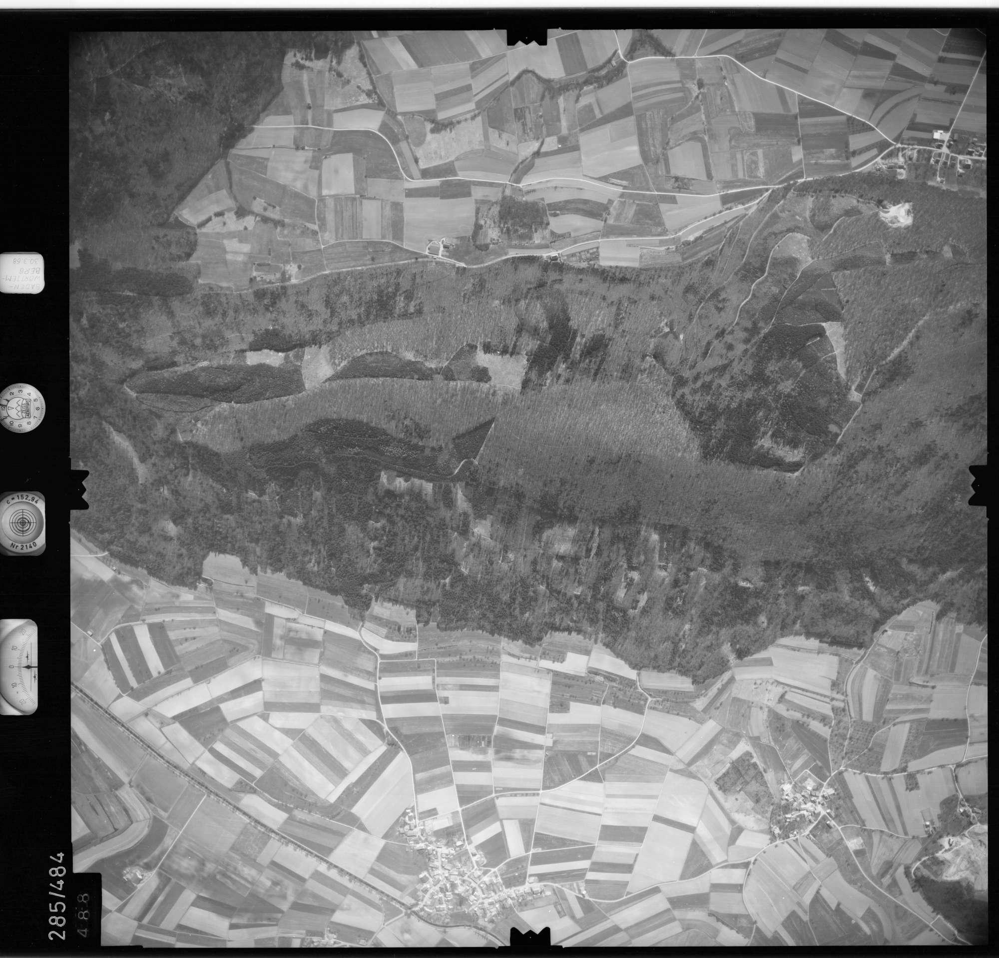 Luftbild: Film 79 Bildnr. 488, Bild 1