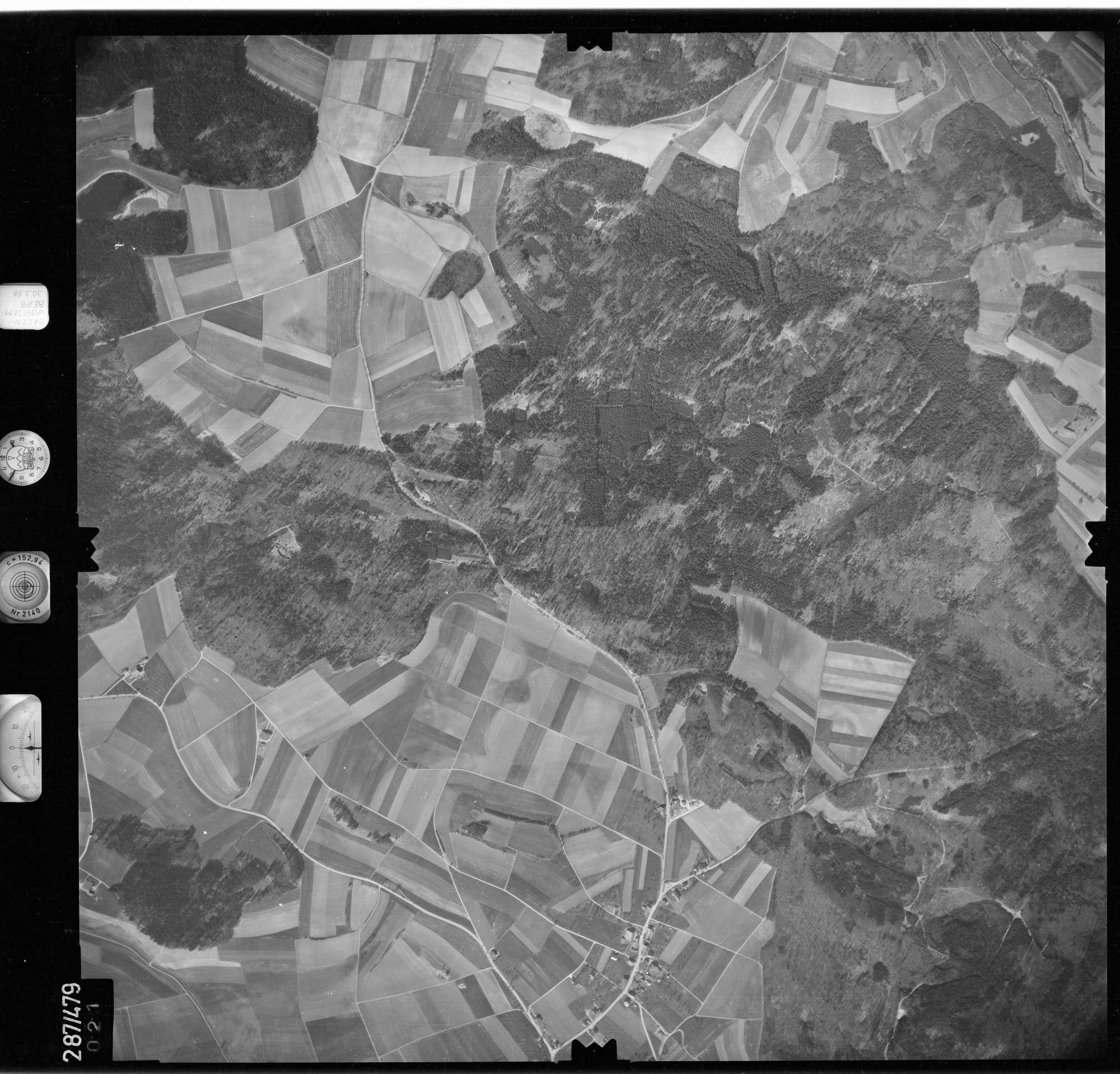 Luftbild: Film 78 Bildnr. 21, Bild 1
