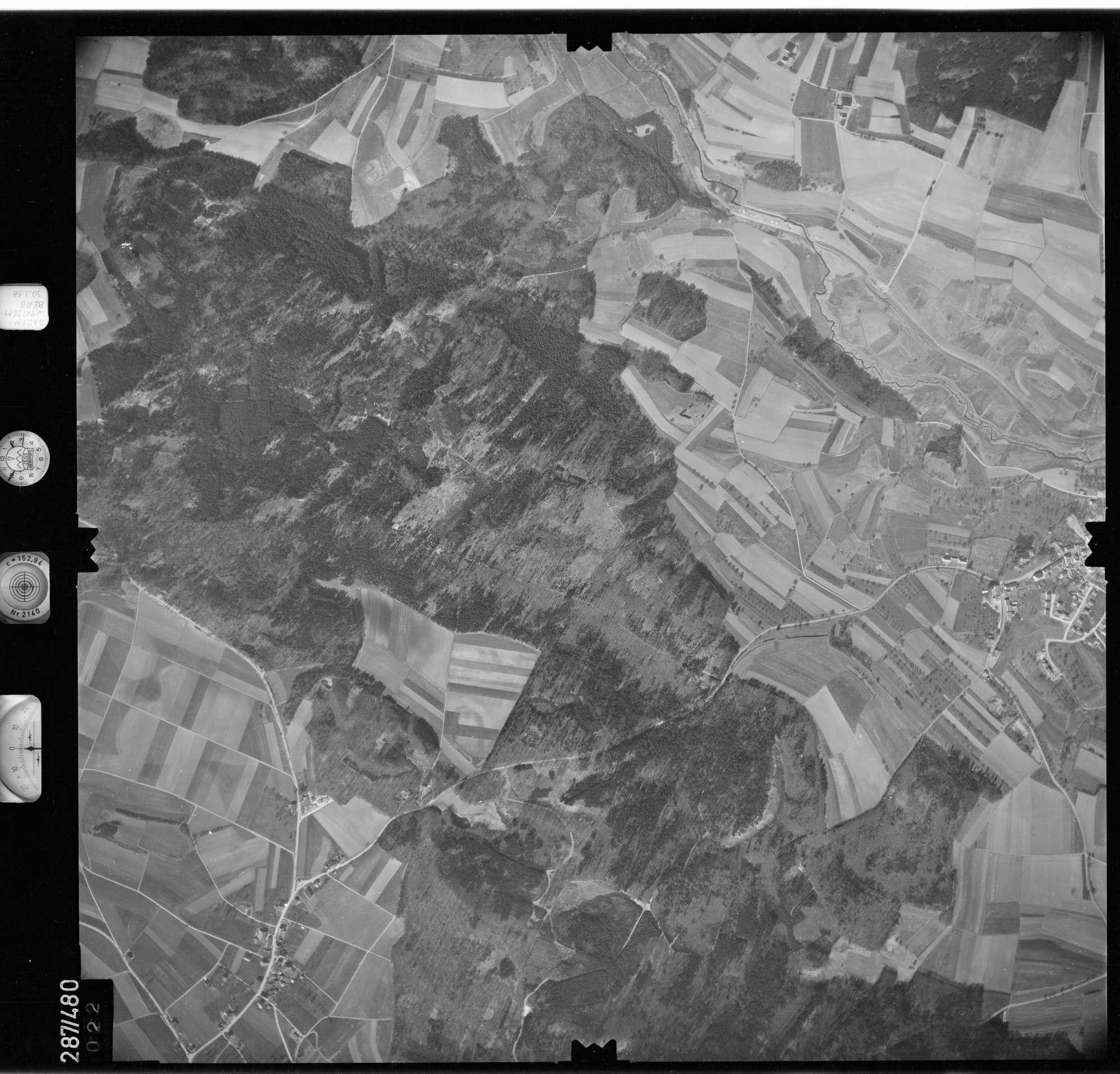 Luftbild: Film 78 Bildnr. 22, Bild 1