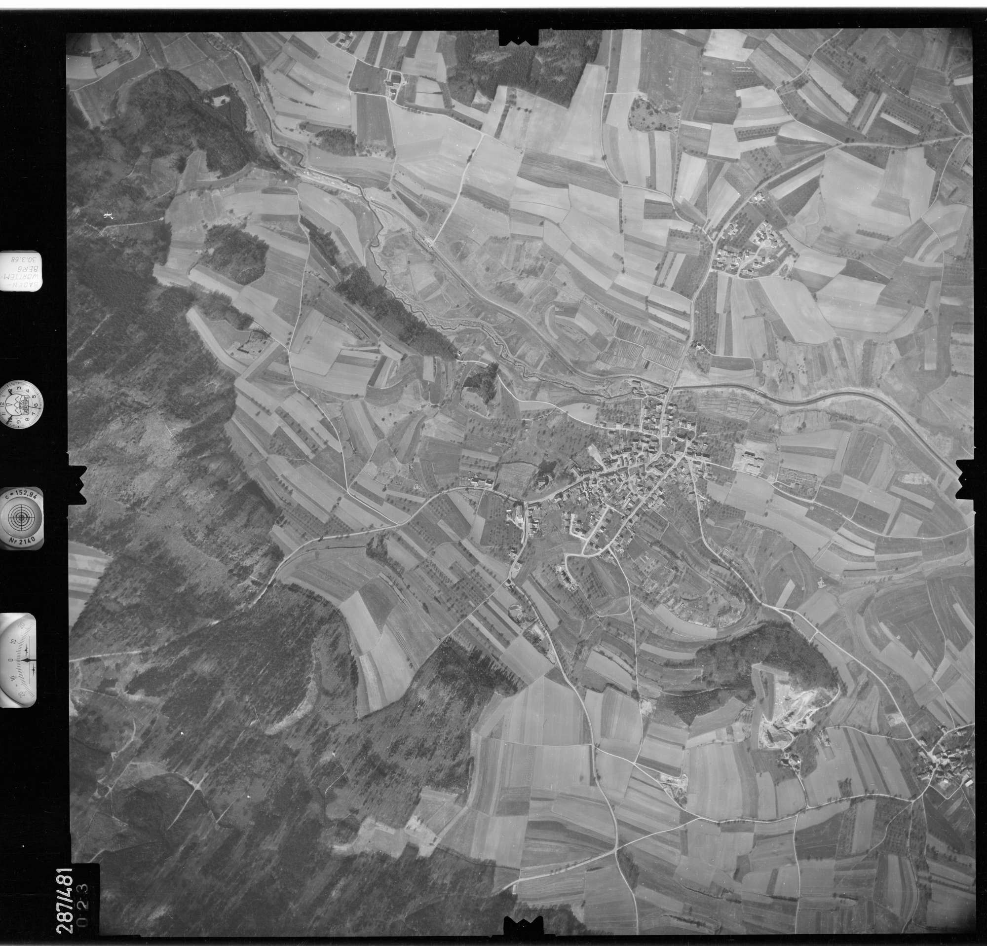 Luftbild: Film 78 Bildnr. 23, Bild 1