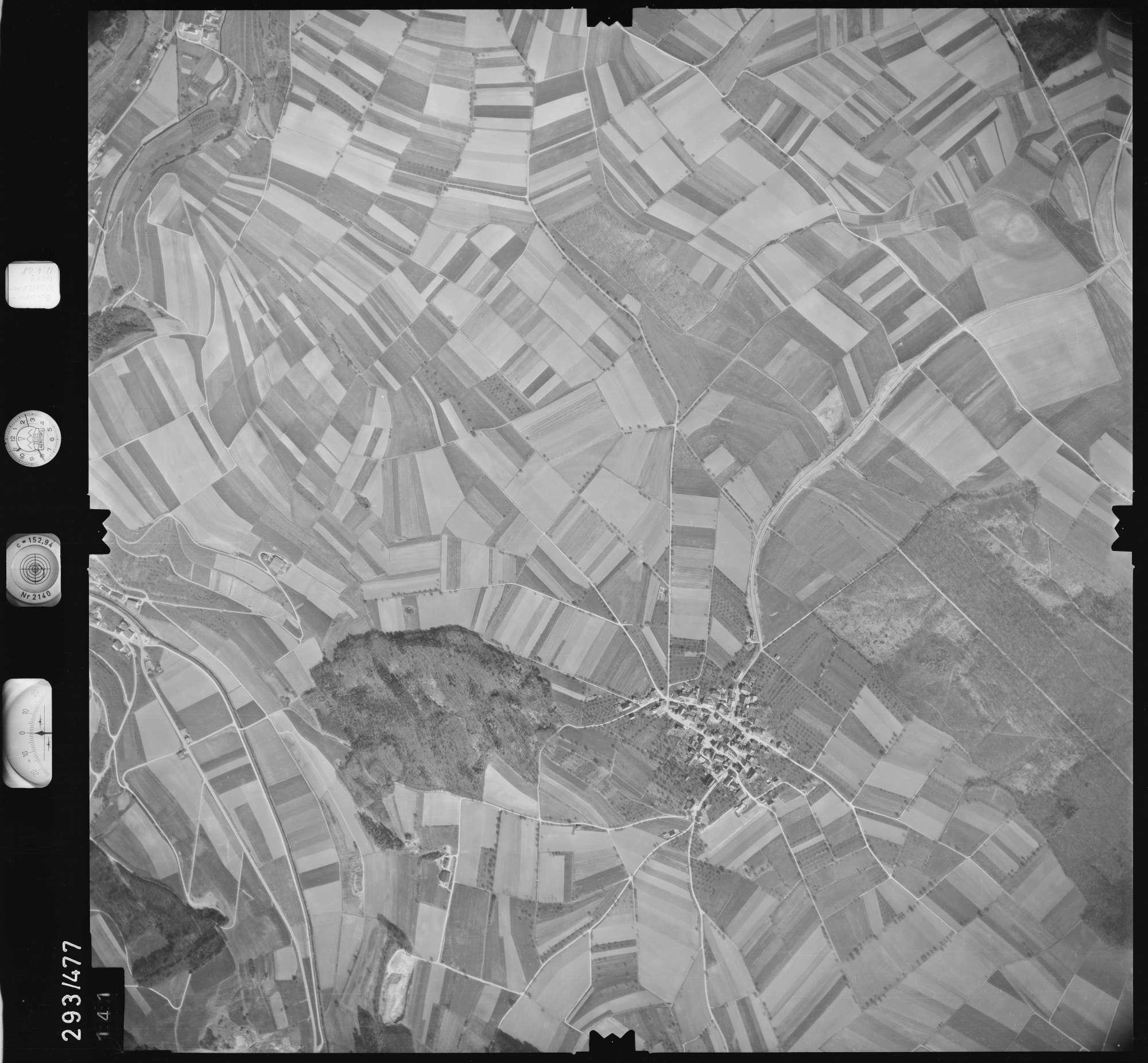 Luftbild: Film 43 Bildnr. 141, Bild 1