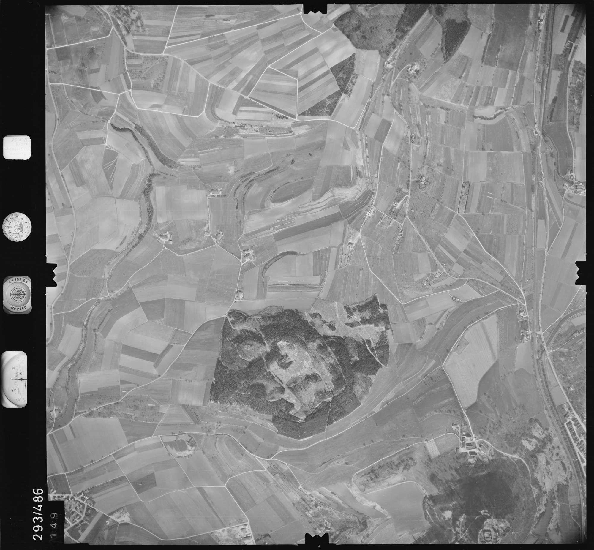 Luftbild: Film 43 Bildnr. 149, Bild 1