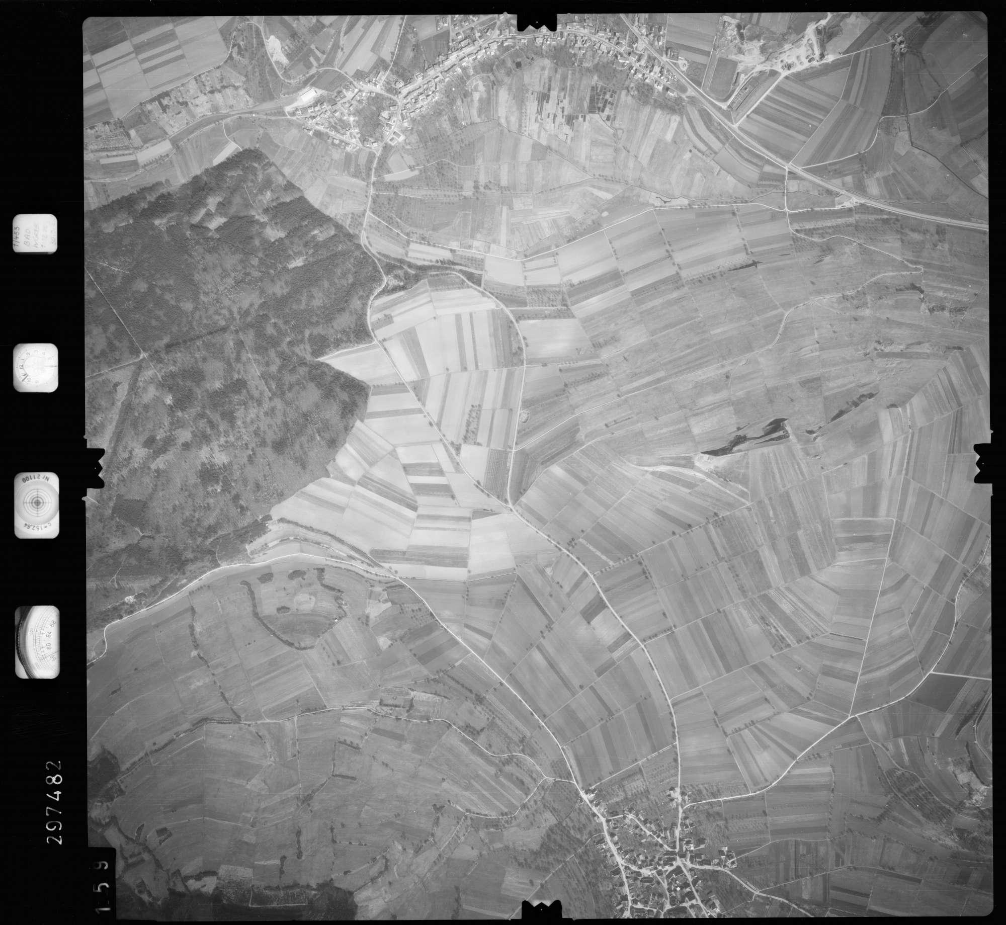 Luftbild: Film 66 Bildnr. 159, Bild 1