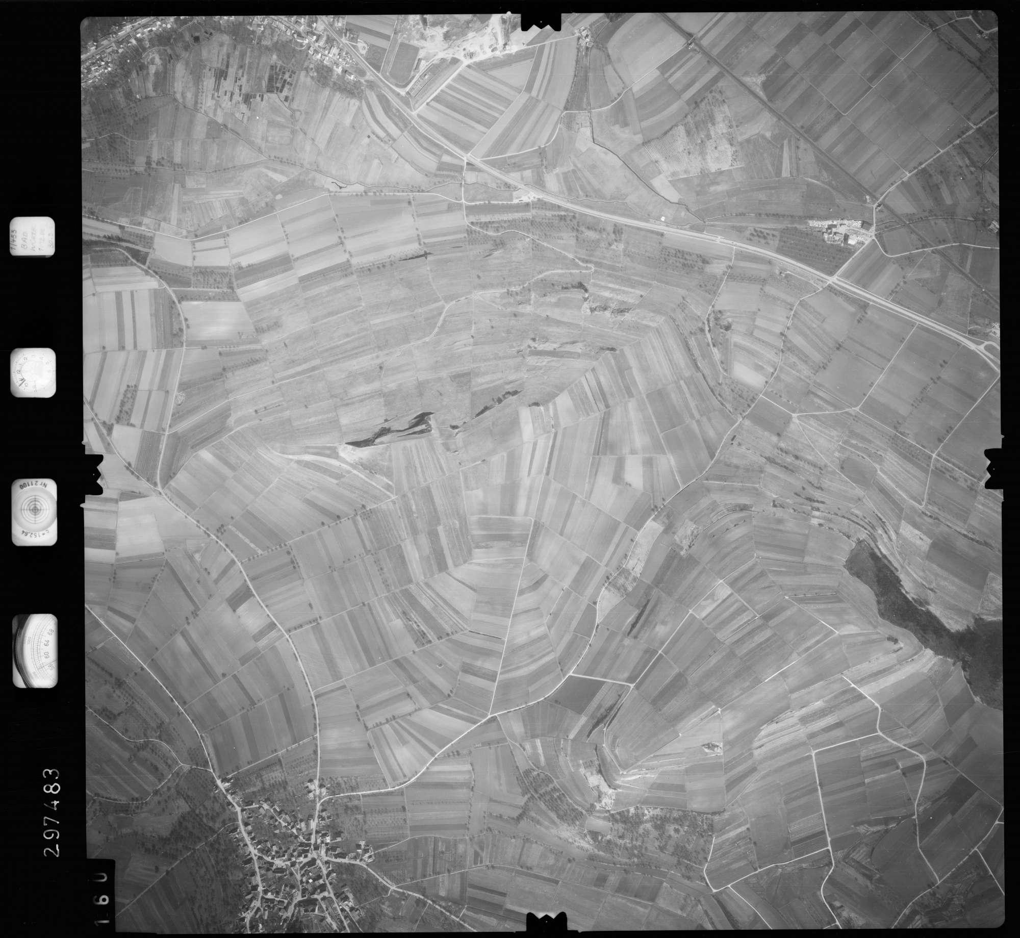 Luftbild: Film 66 Bildnr. 160, Bild 1