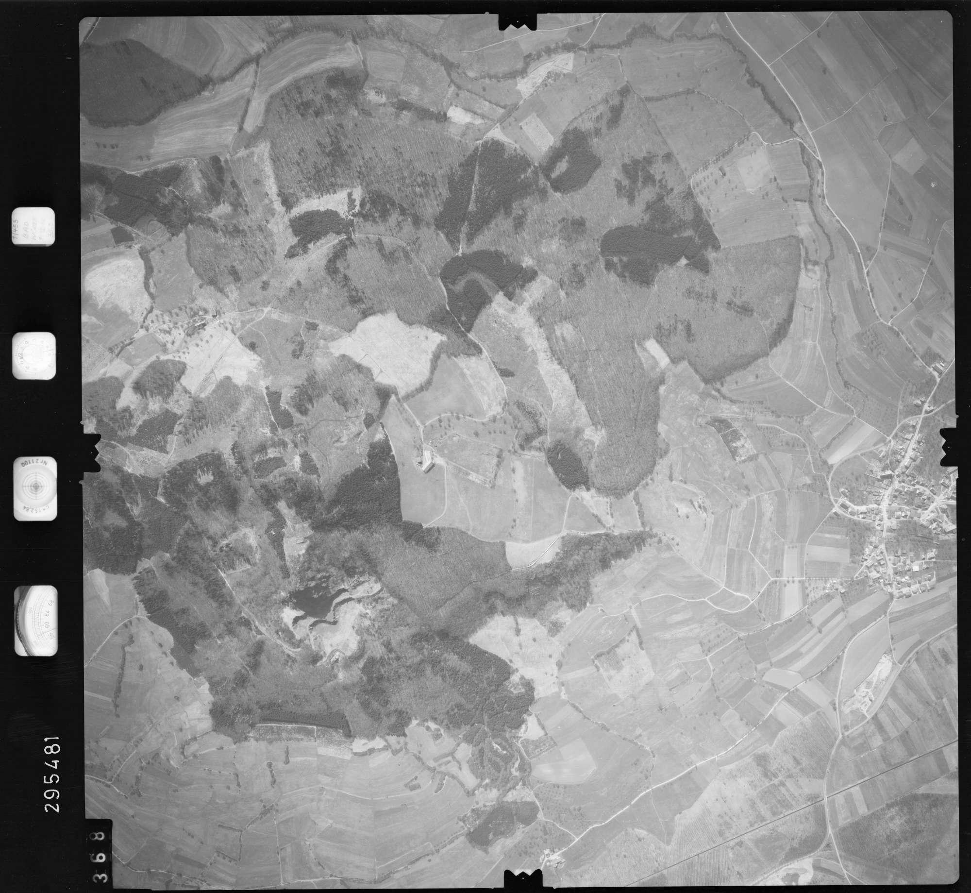 Luftbild: Film 69 Bildnr. 368, Bild 1