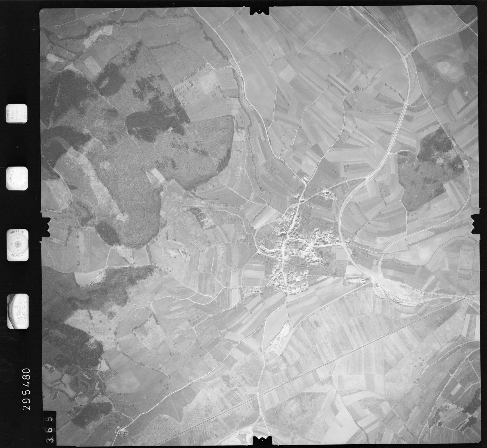 Luftbild: Film 69 Bildnr. 369, Bild 1