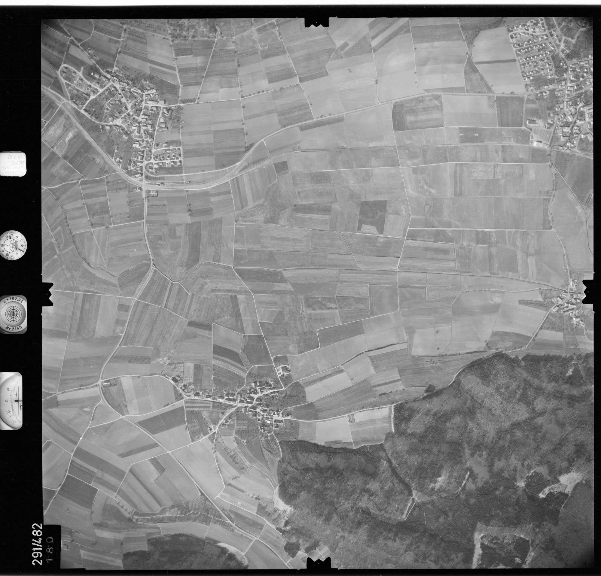 Luftbild: Film 78 Bildnr. 180, Bild 1