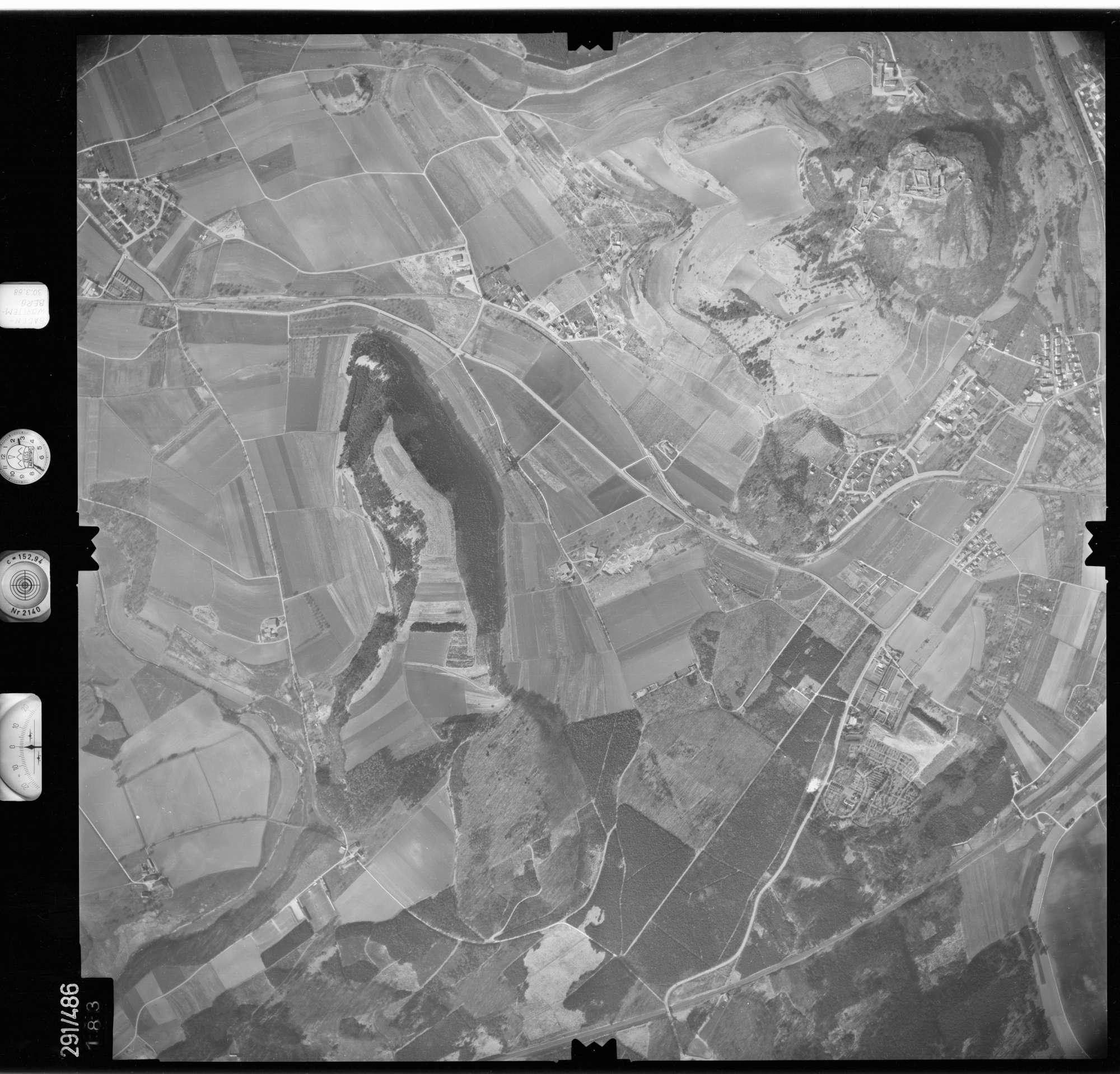 Luftbild: Film 78 Bildnr. 183, Bild 1
