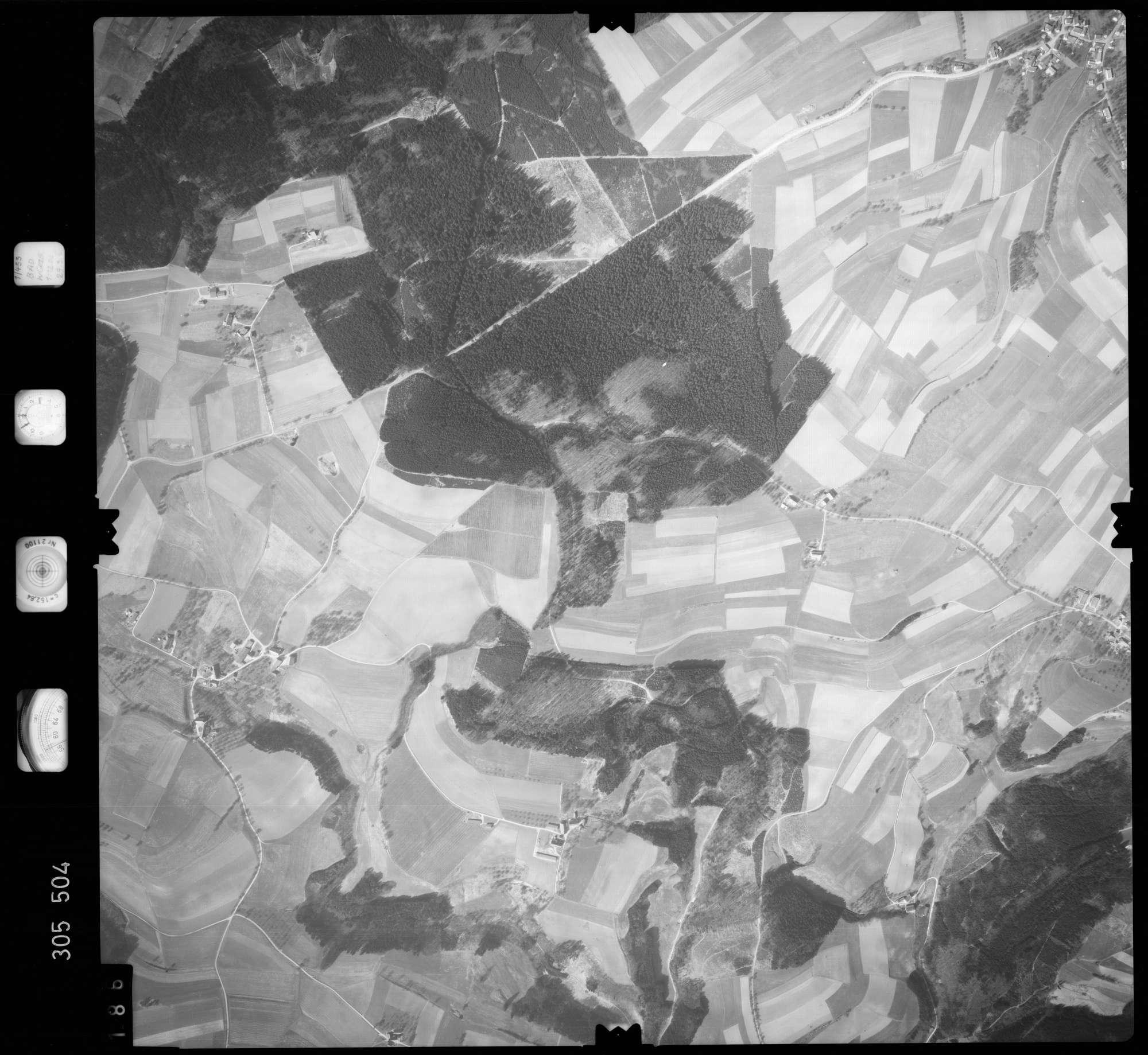 Luftbild: Film 61 Bildnr. 186, Bild 1