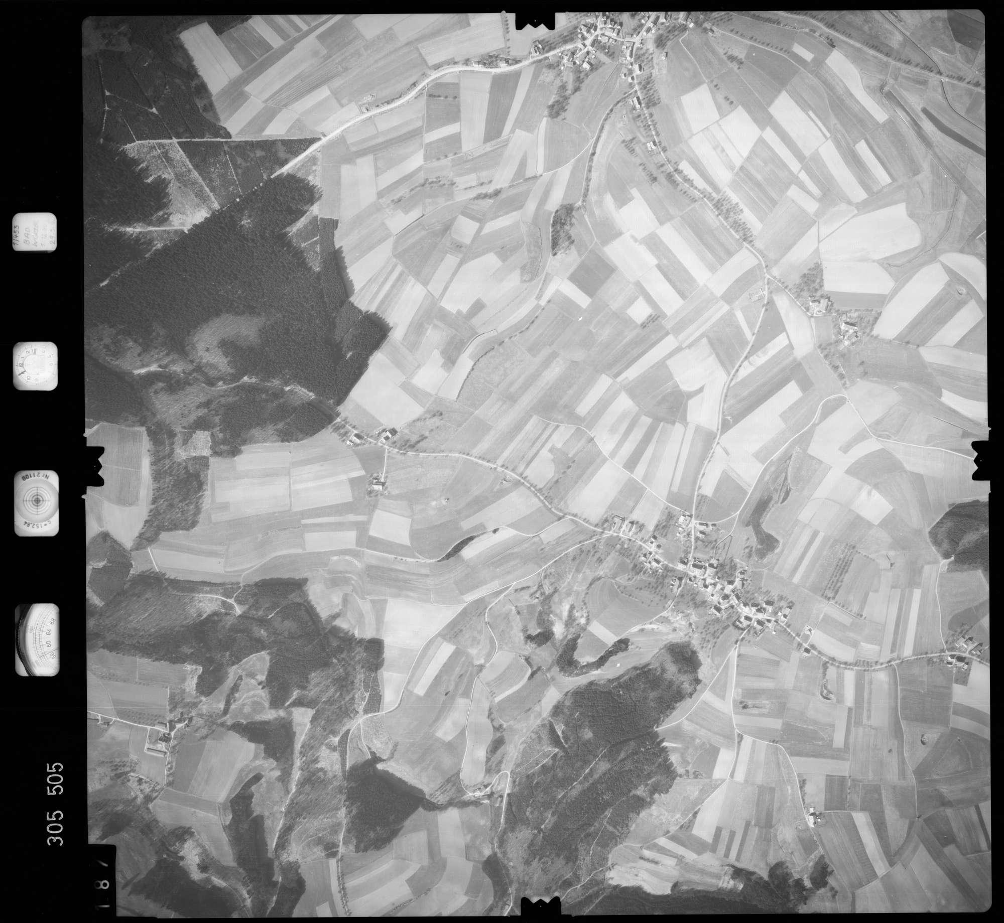 Luftbild: Film 61 Bildnr. 187, Bild 1
