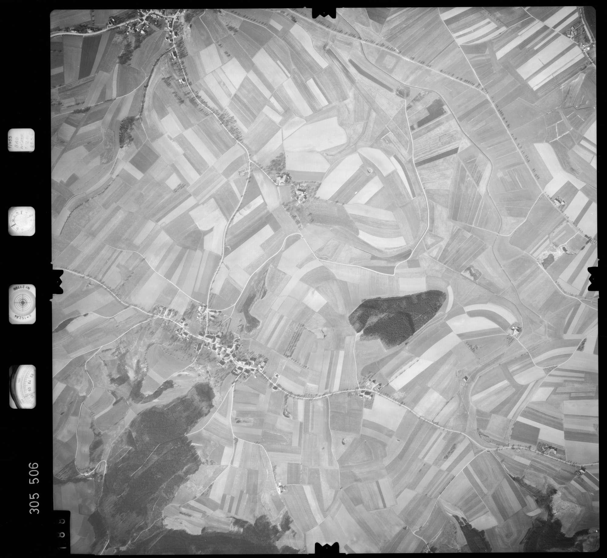 Luftbild: Film 61 Bildnr. 188, Bild 1
