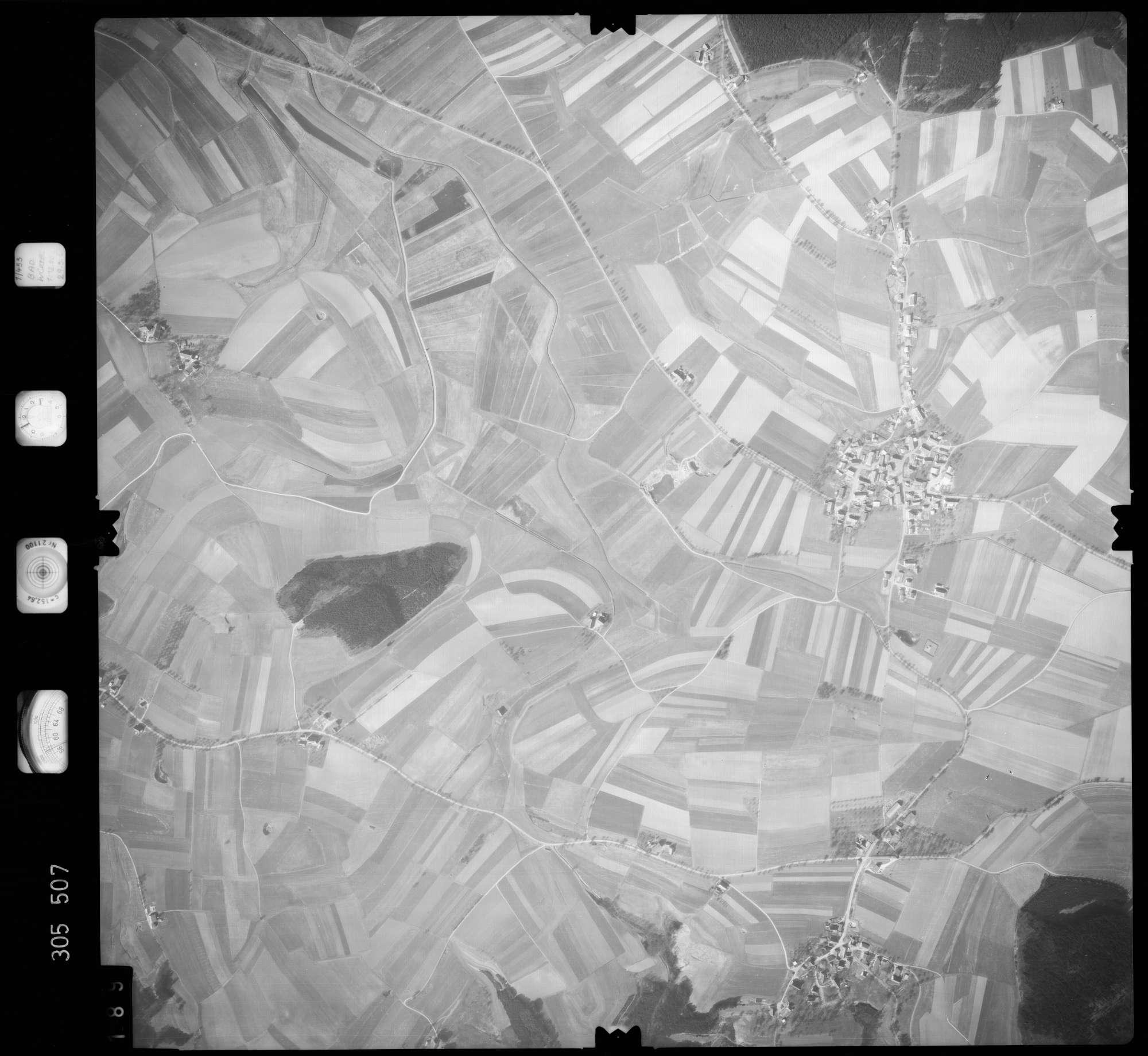 Luftbild: Film 61 Bildnr. 189, Bild 1
