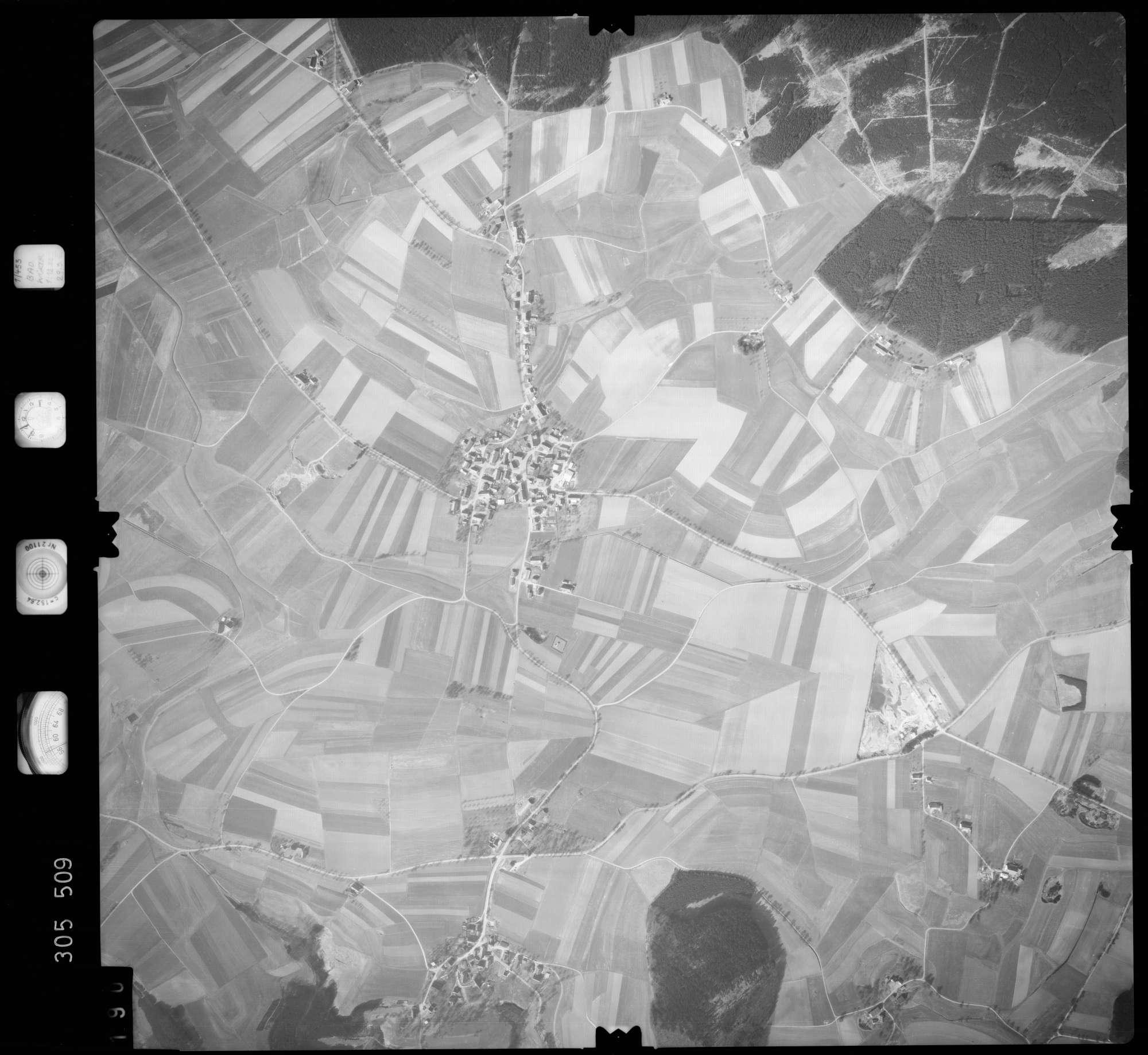 Luftbild: Film 61 Bildnr. 190, Bild 1
