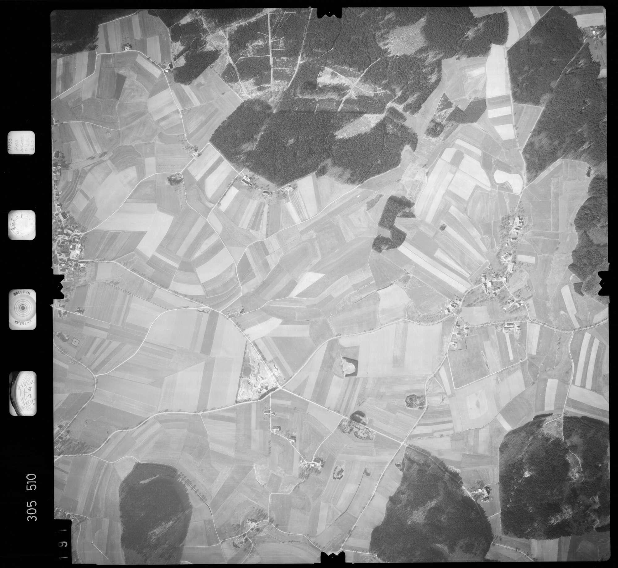 Luftbild: Film 61 Bildnr. 191, Bild 1