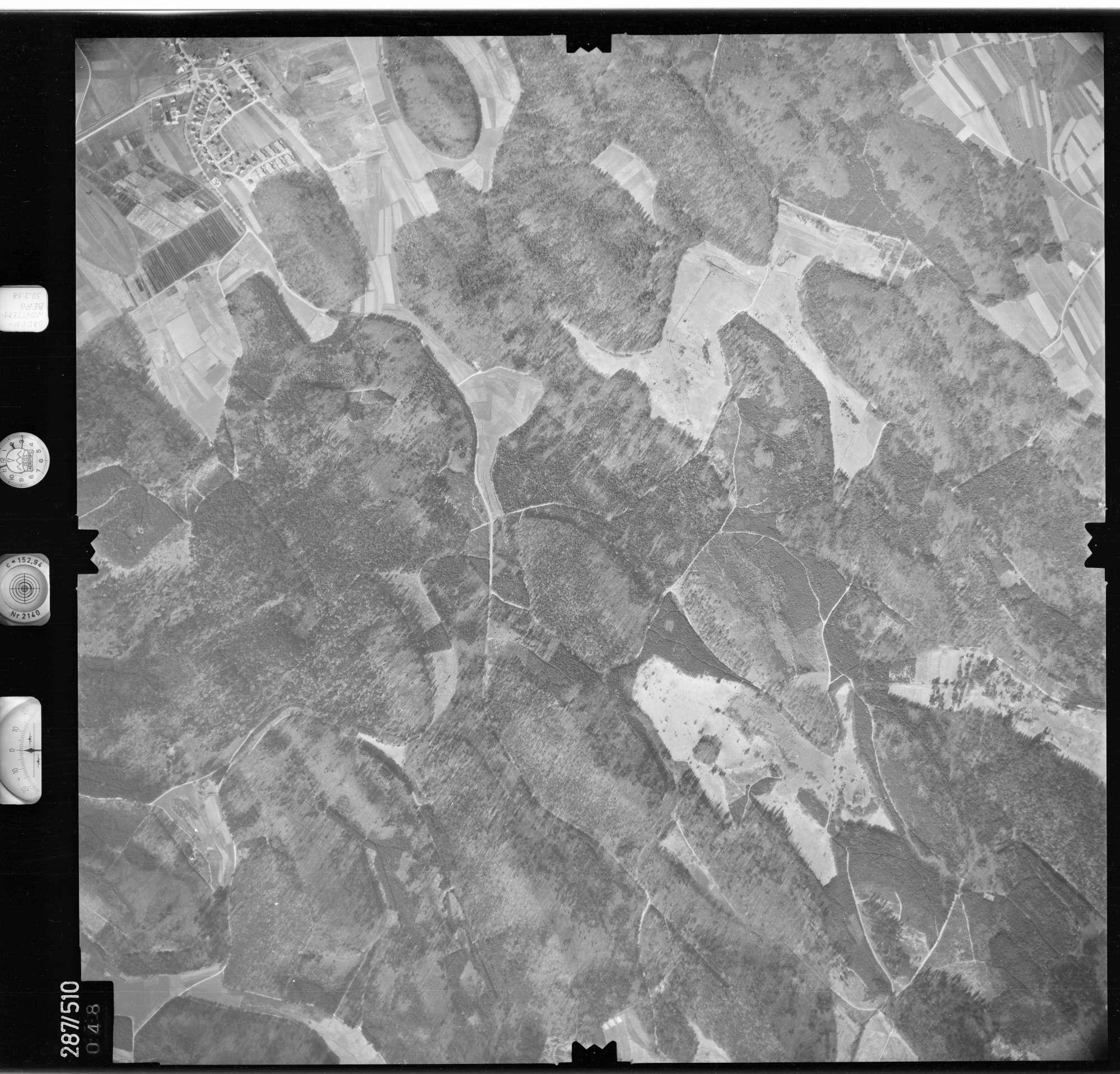 Luftbild: Film 78 Bildnr. 48, Bild 1