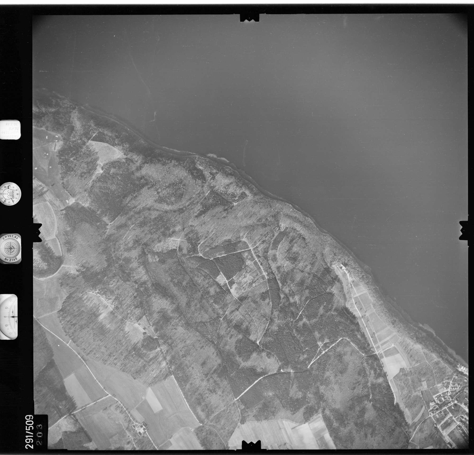 Luftbild: Film 78 Bildnr. 203, Bild 1