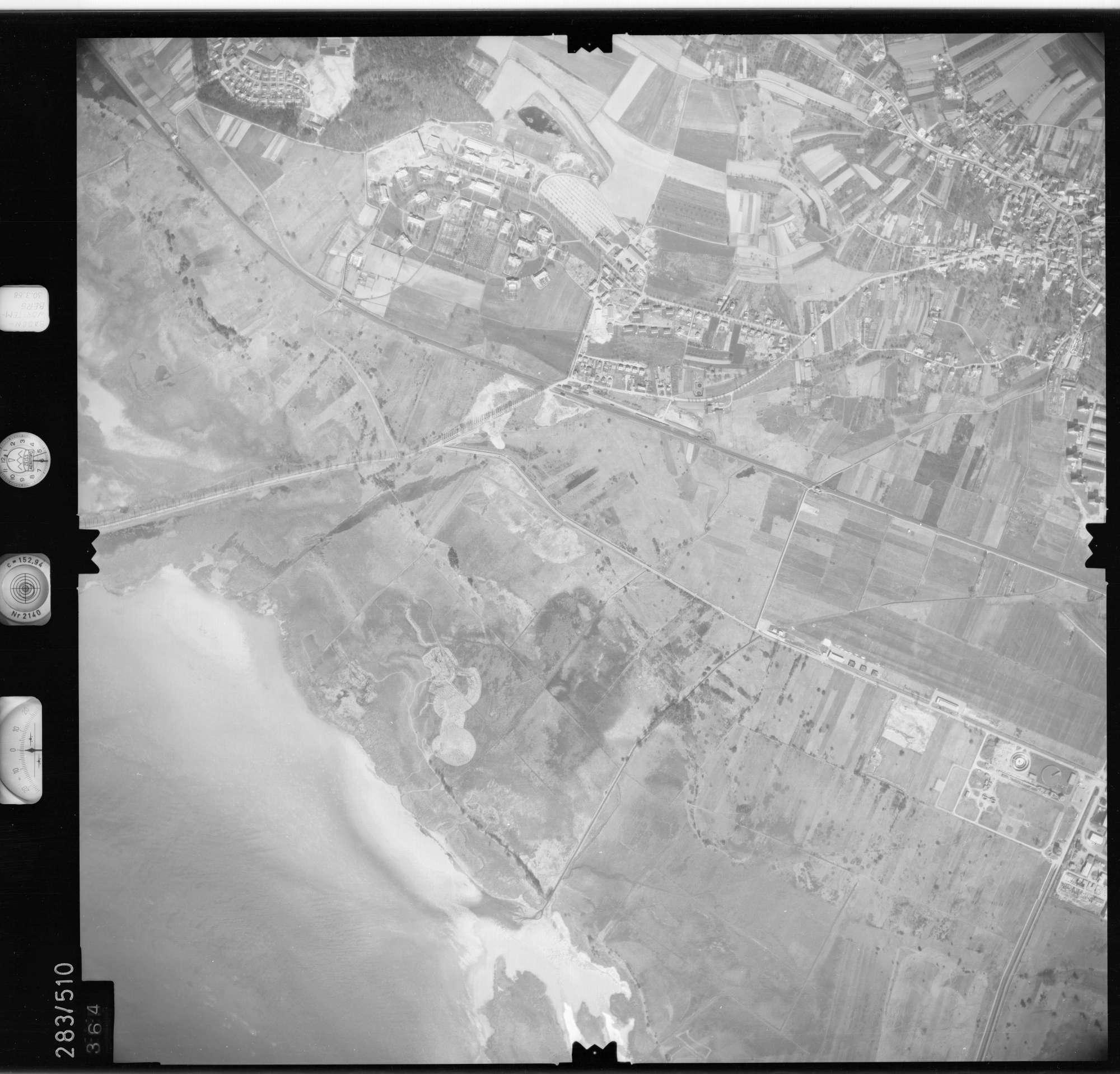 Luftbild: Film 79 Bildnr. 364, Bild 1