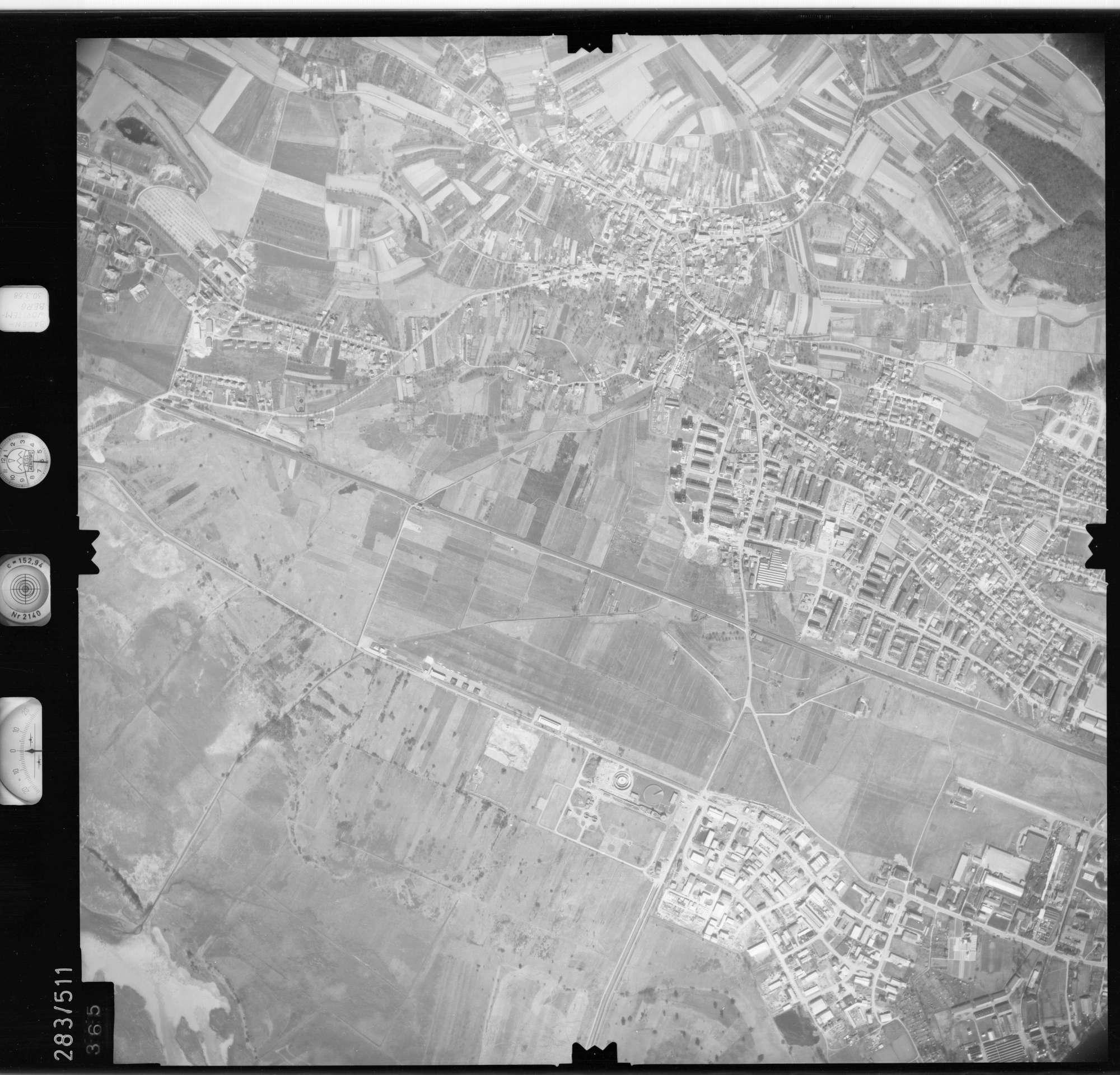 Luftbild: Film 79 Bildnr. 365, Bild 1