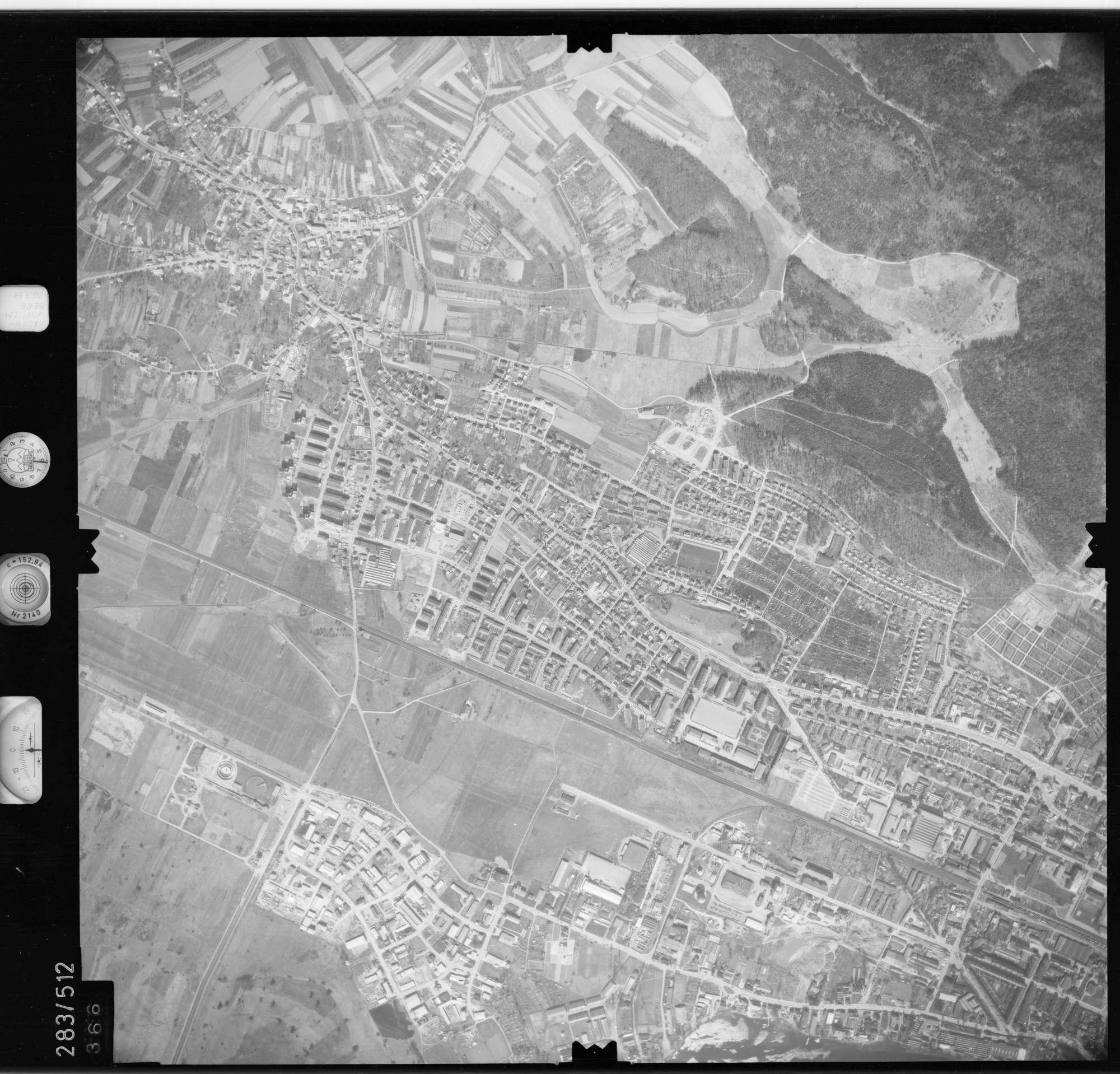Luftbild: Film 79 Bildnr. 366, Bild 1