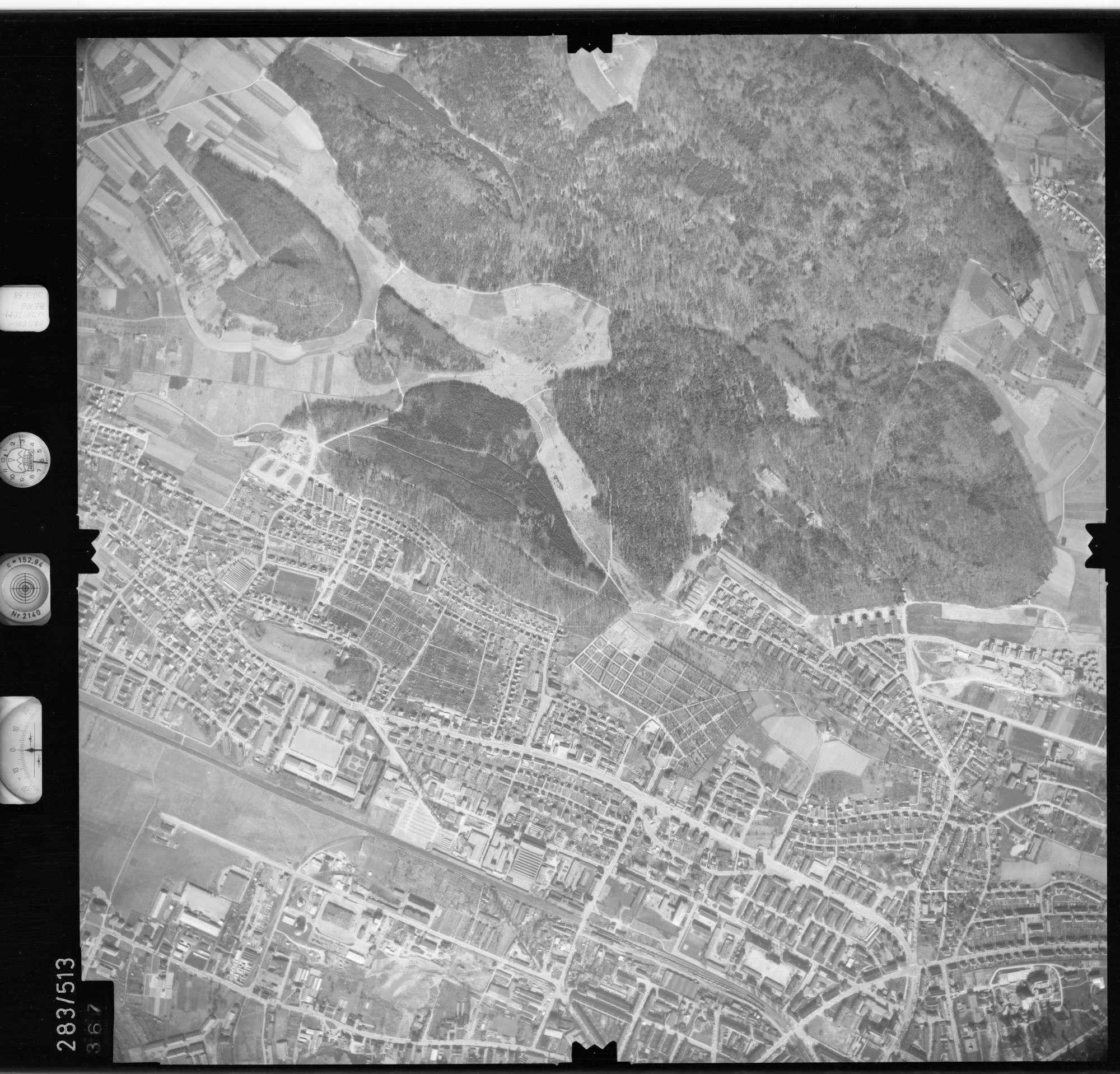 Luftbild: Film 79 Bildnr. 367, Bild 1