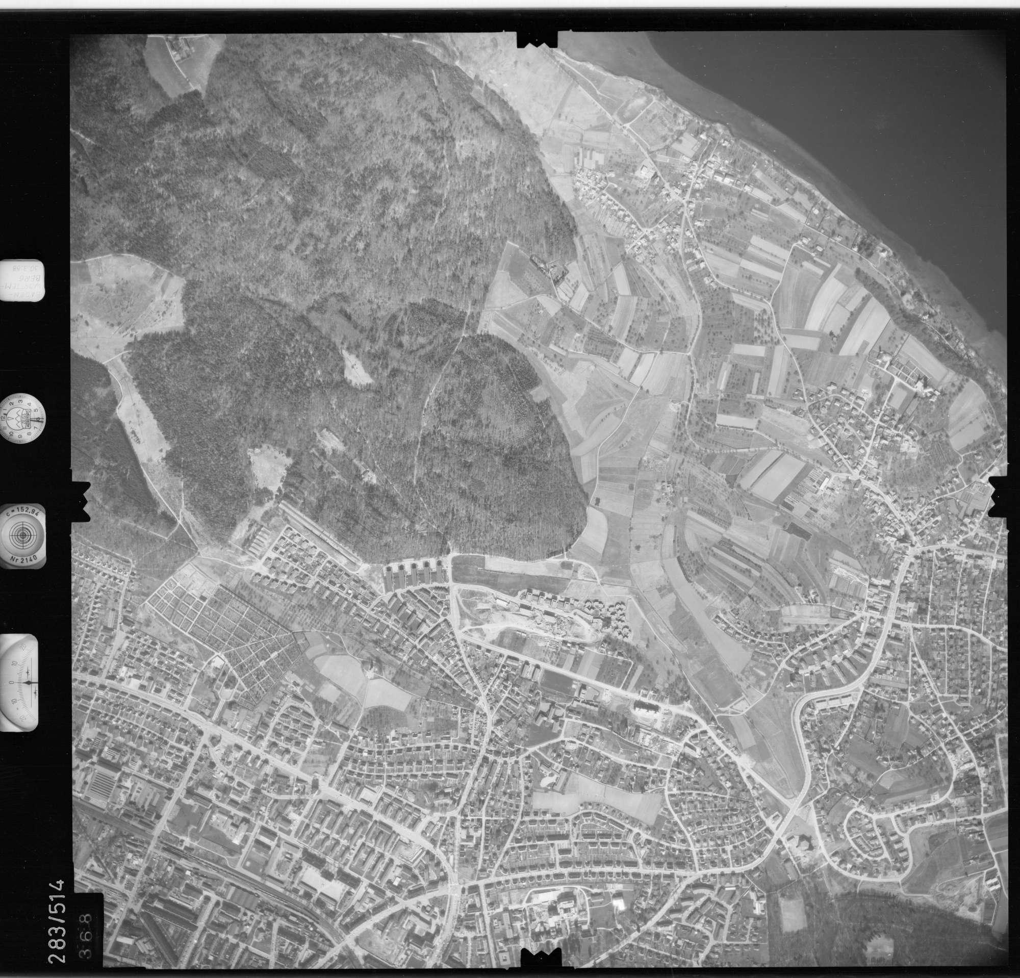 Luftbild: Film 79 Bildnr. 368, Bild 1