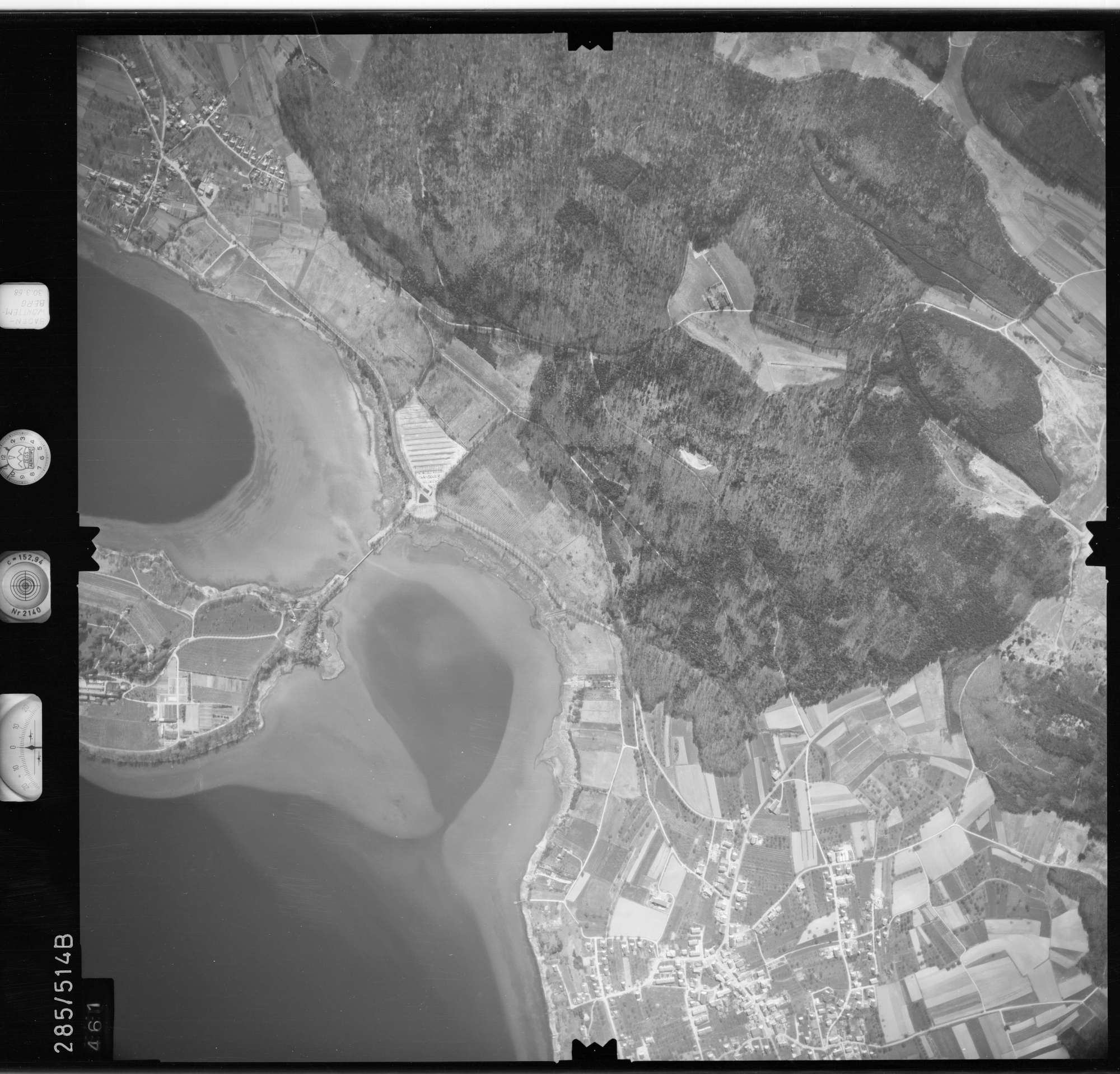 Luftbild: Film 79 Bildnr. 461, Bild 1