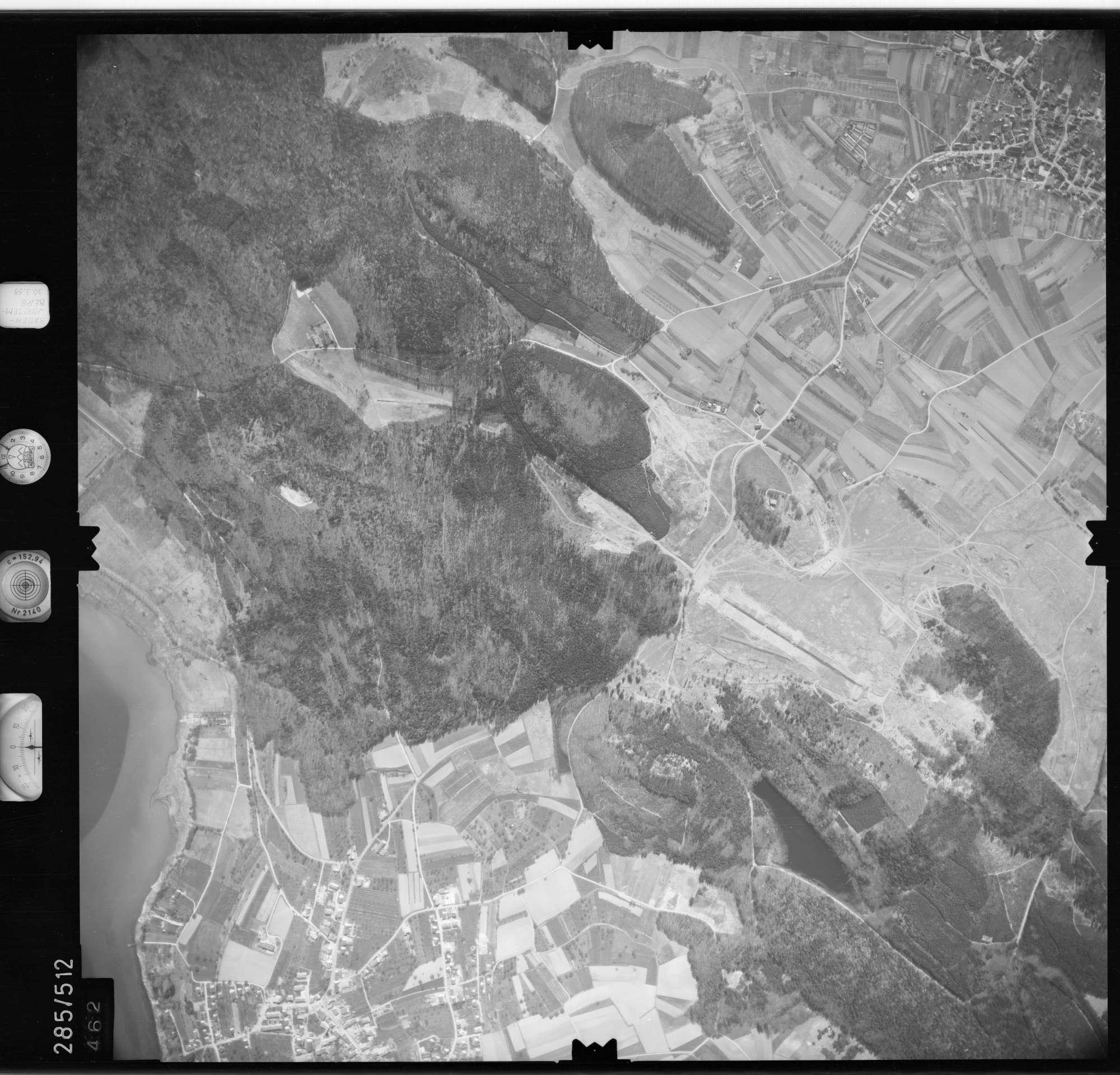 Luftbild: Film 79 Bildnr. 462, Bild 1