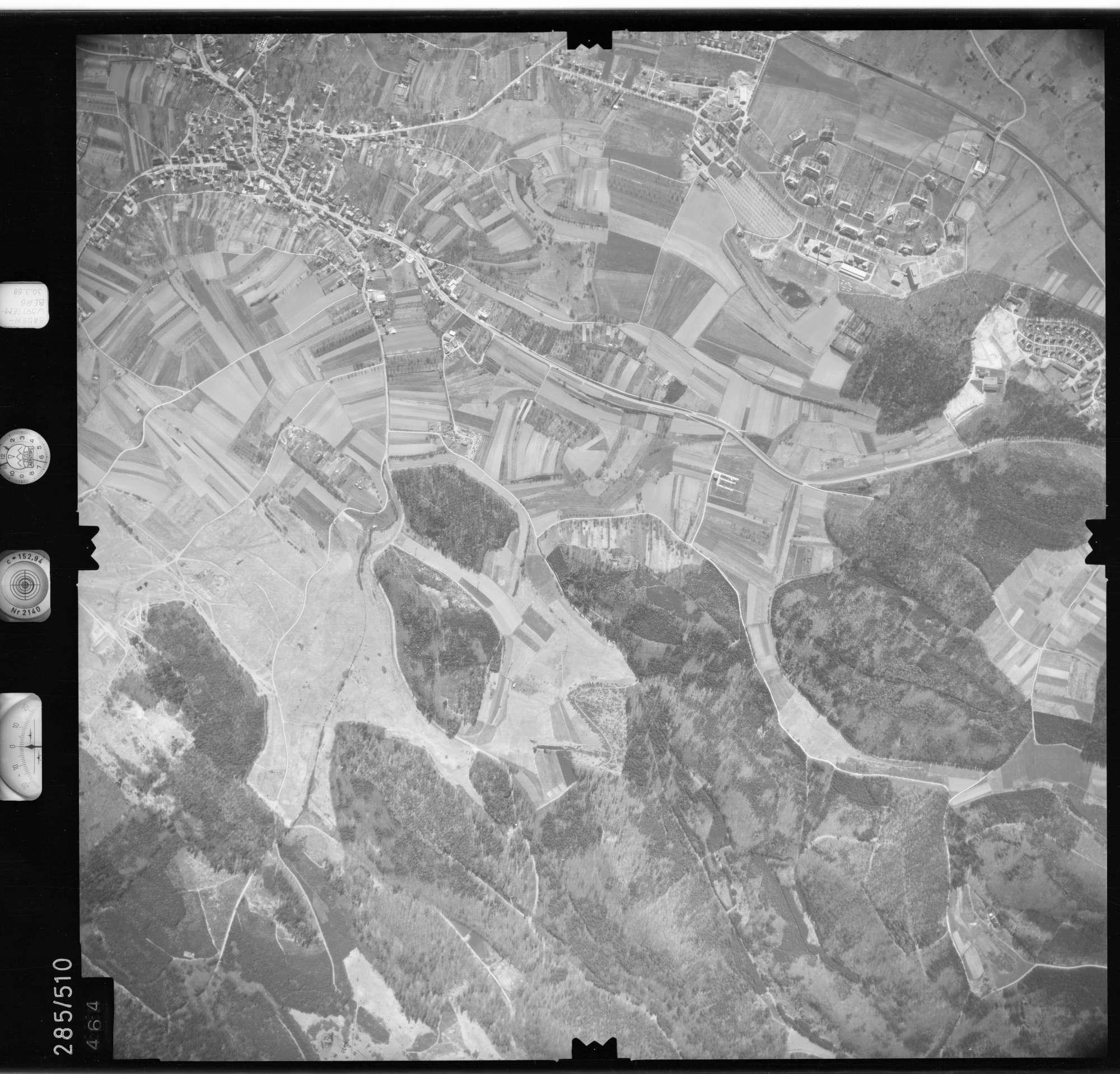 Luftbild: Film 79 Bildnr. 464, Bild 1