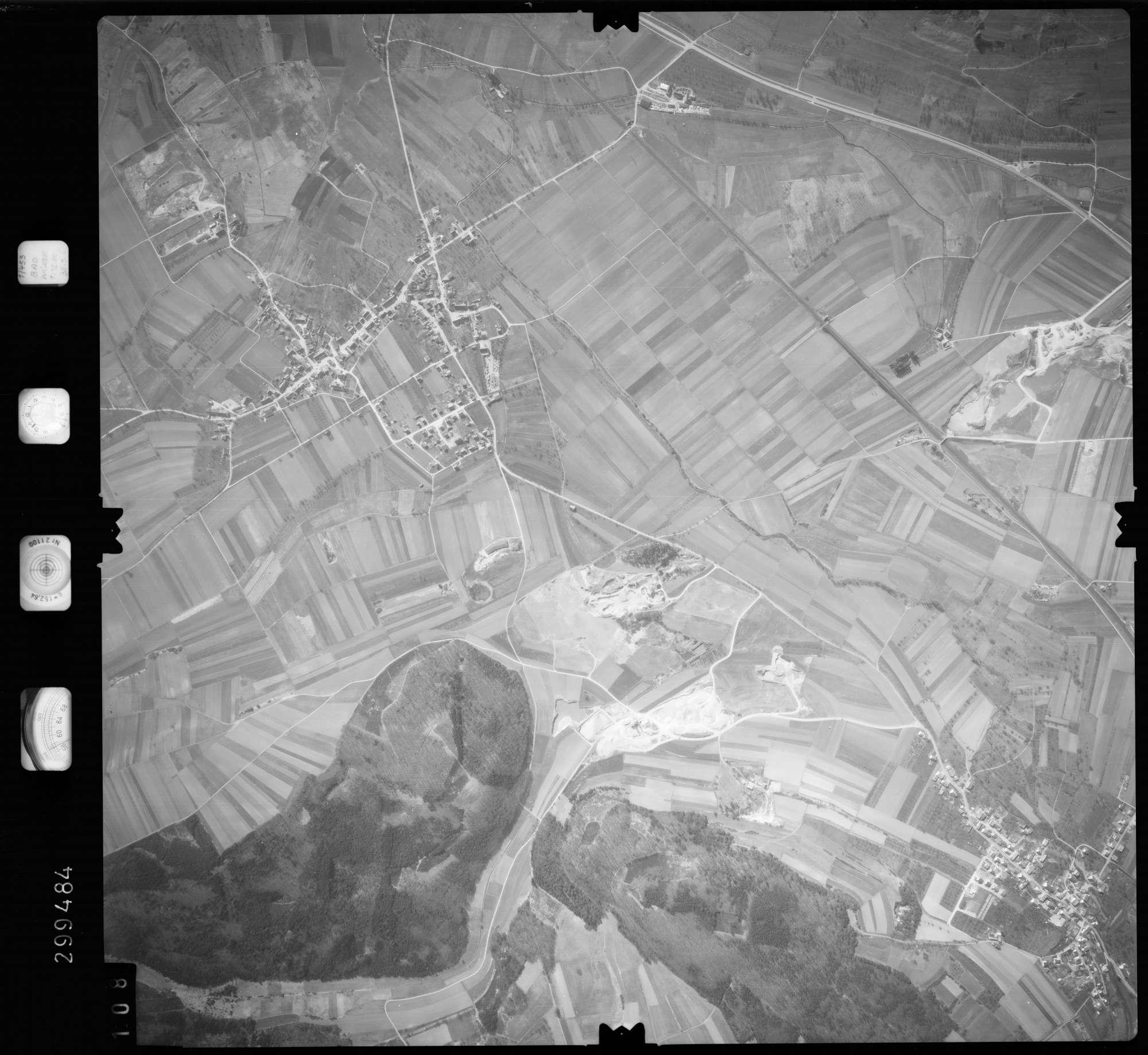 Luftbild: Film 66 Bildnr. 108, Bild 1