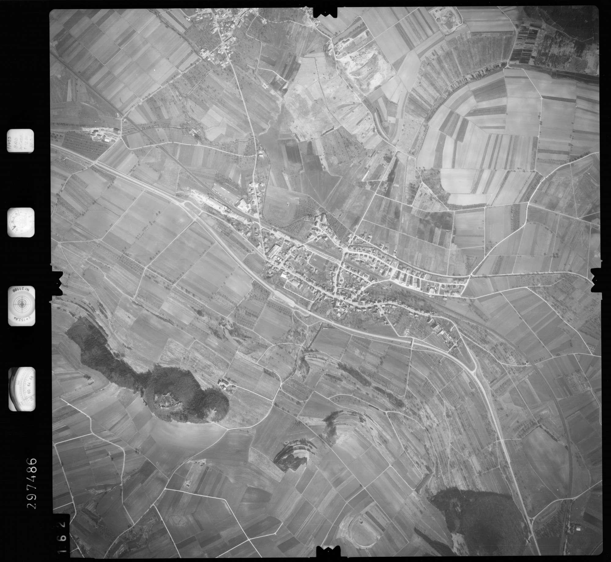 Luftbild: Film 66 Bildnr. 162, Bild 1