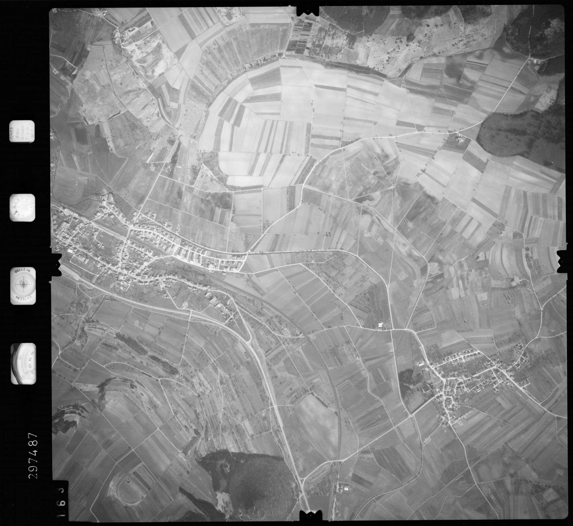 Luftbild: Film 66 Bildnr. 163, Bild 1