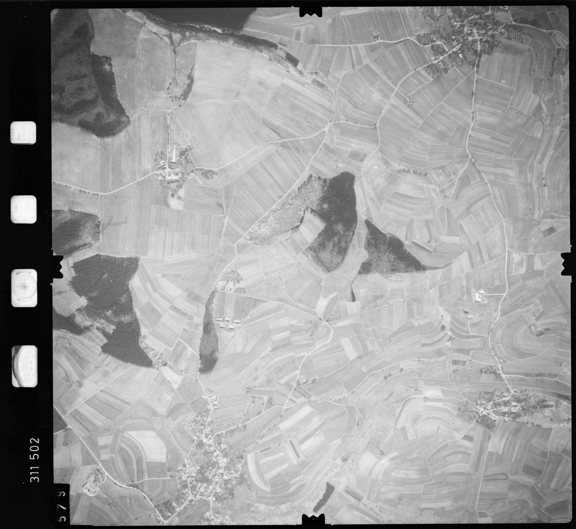 Luftbild: Film 58 Bildnr. 579, Bild 1