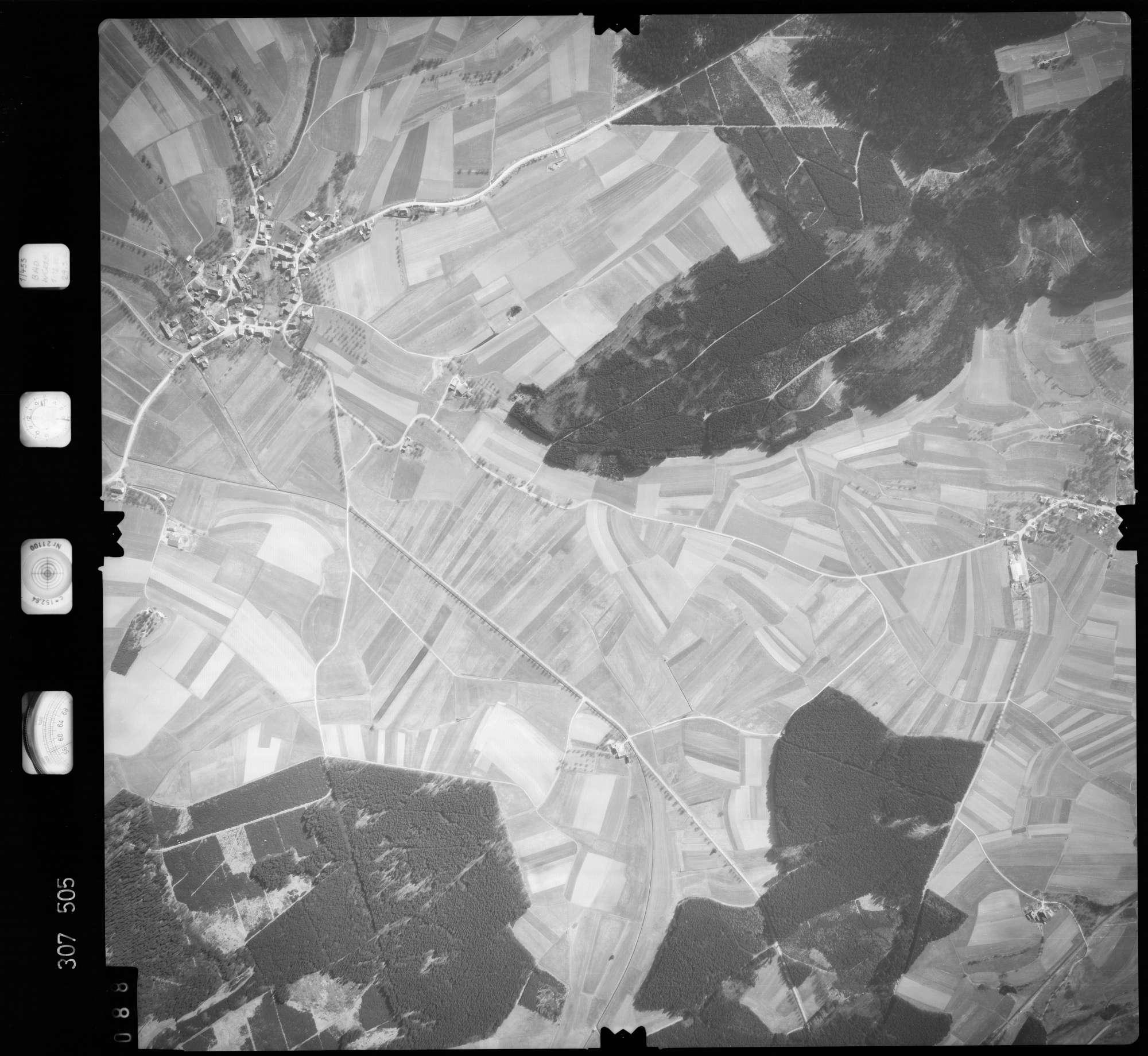 Luftbild: Film 61 Bildnr. 88, Bild 1