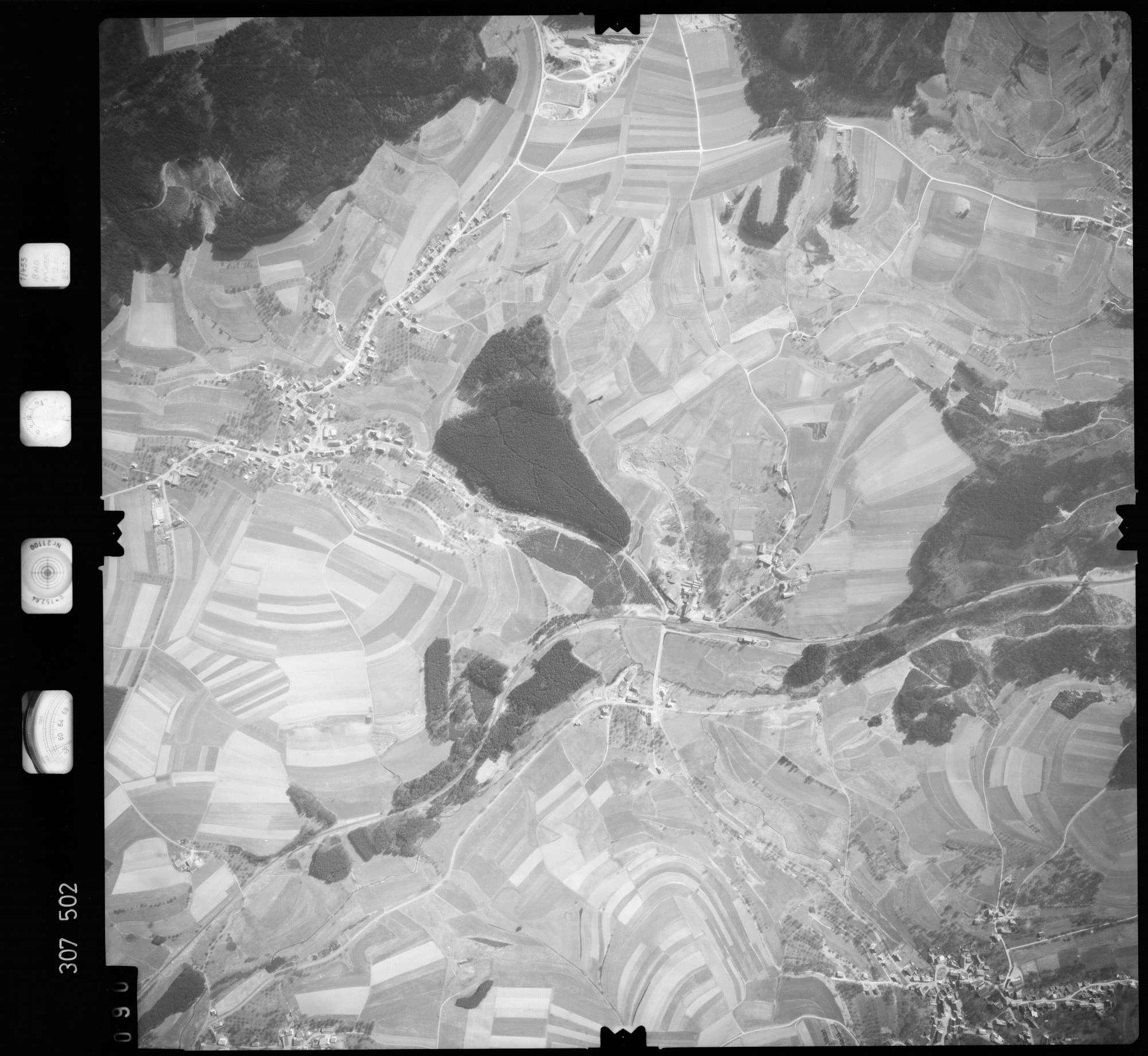 Luftbild: Film 61 Bildnr. 90, Bild 1