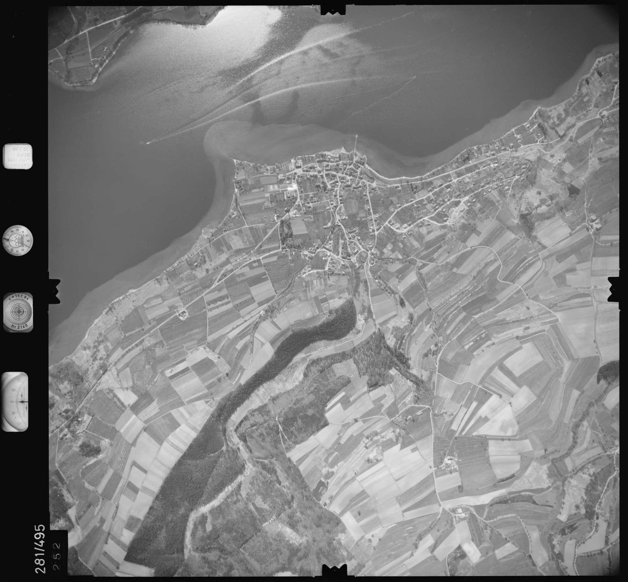 Luftbild: Film 27 Bildnr. 252, Bild 1